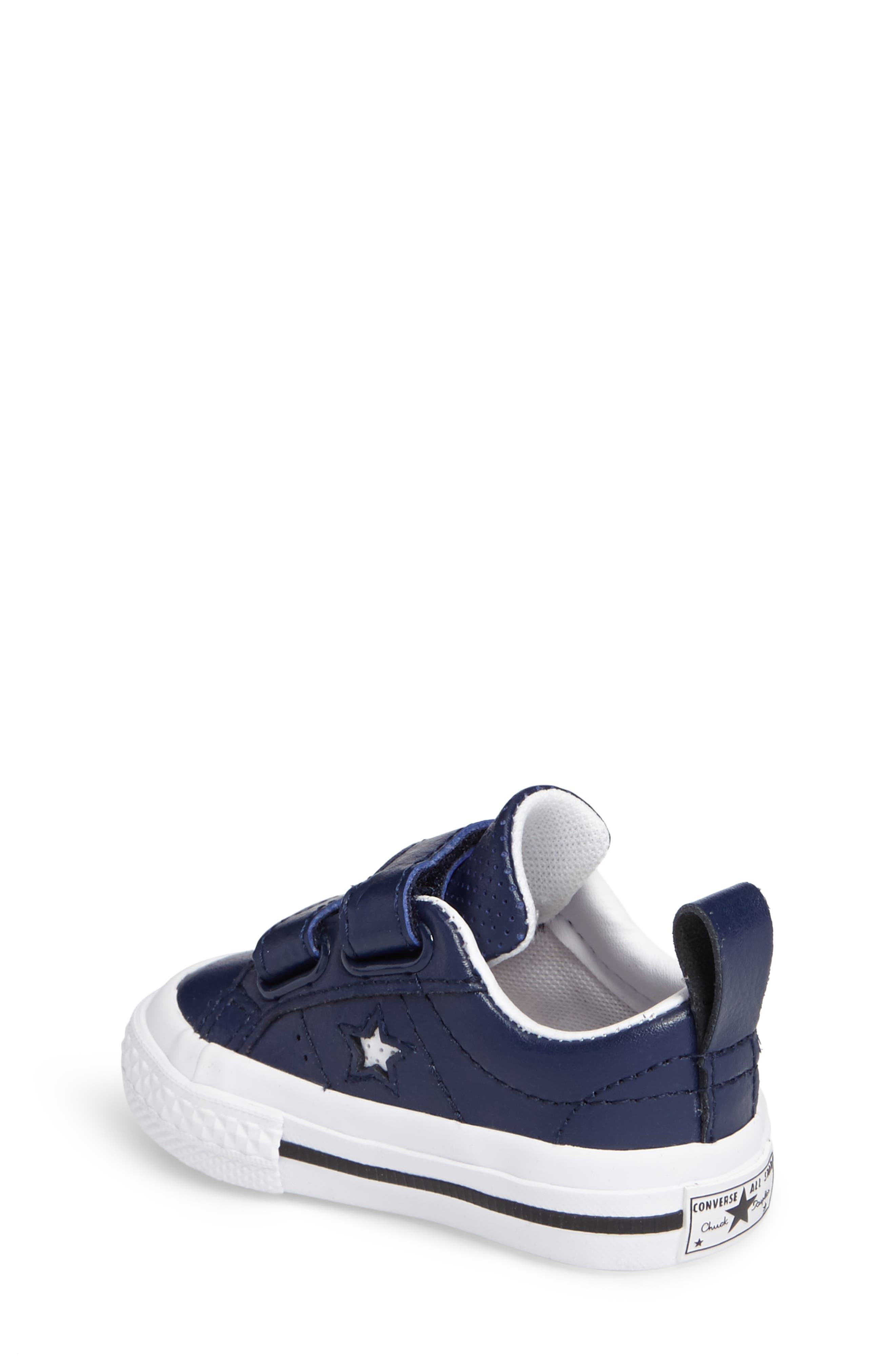 Alternate Image 2  - Converse Chuck Taylor® All Star® One Star Sneaker (Baby, Walker & Toddler)