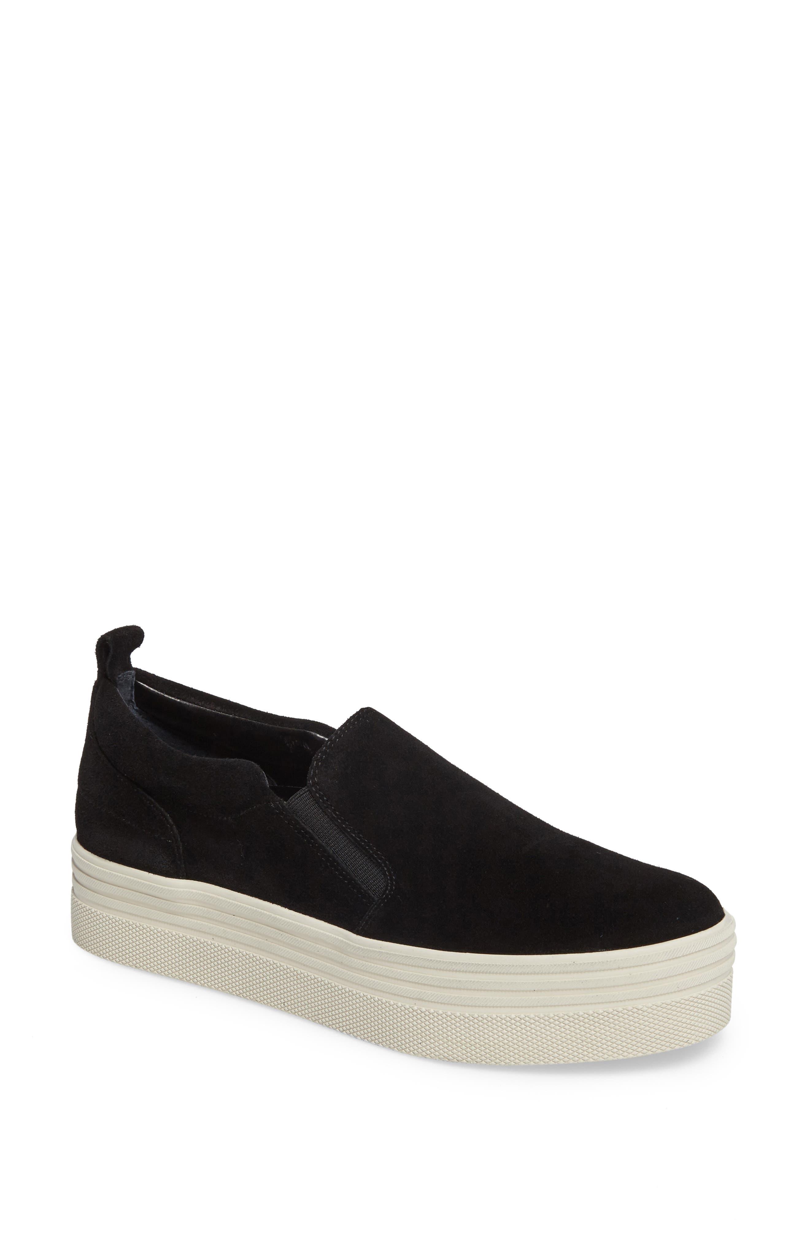 Marc Fisher LTD Elise Platform Sneaker (Women)