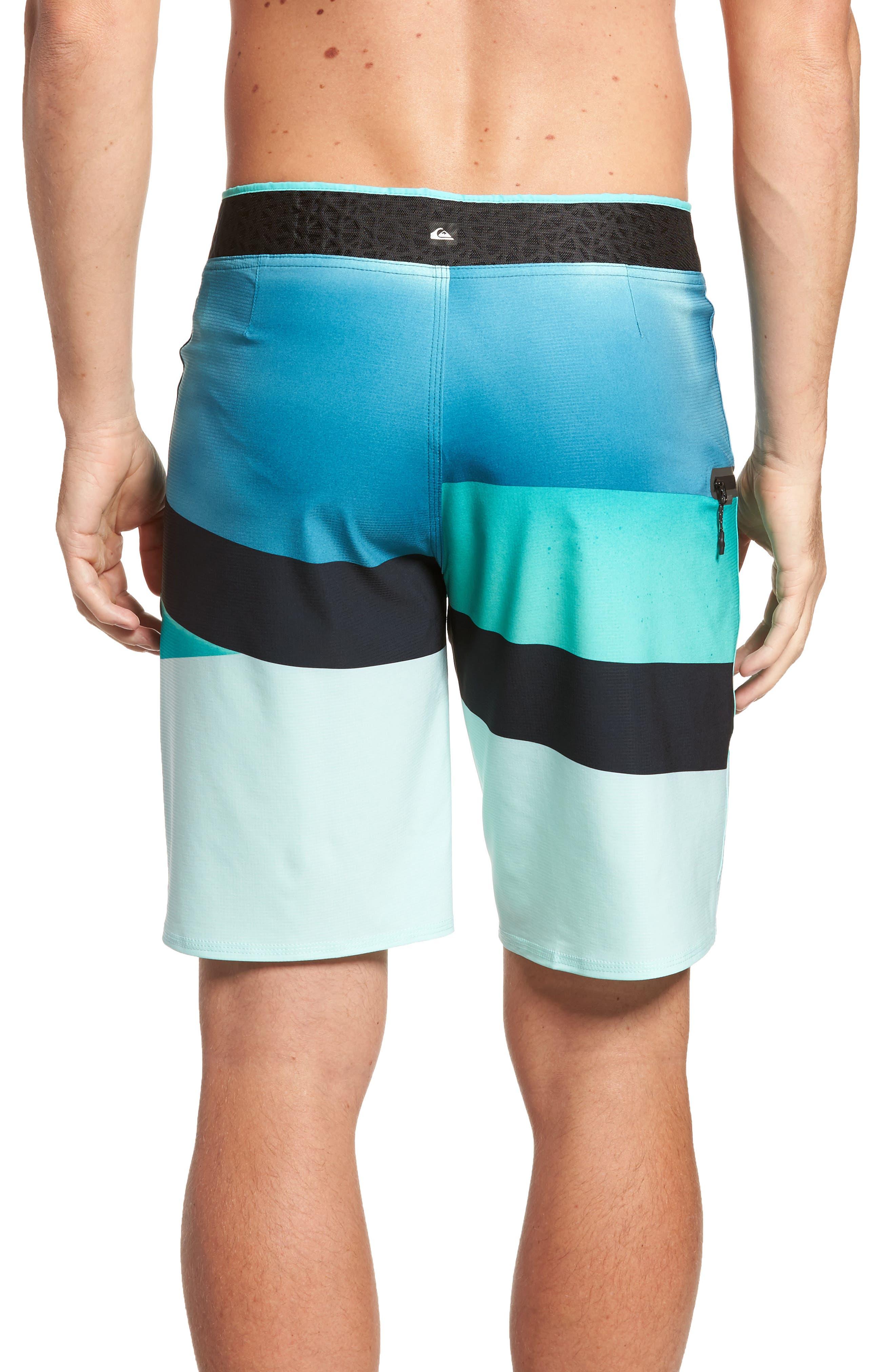 Alternate Image 2  - Quiksilver Slash Vee 20 Board Shorts