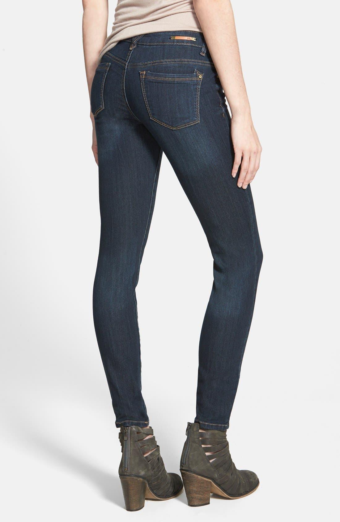 Alternate Image 2  - Jolt Skinny Jeans
