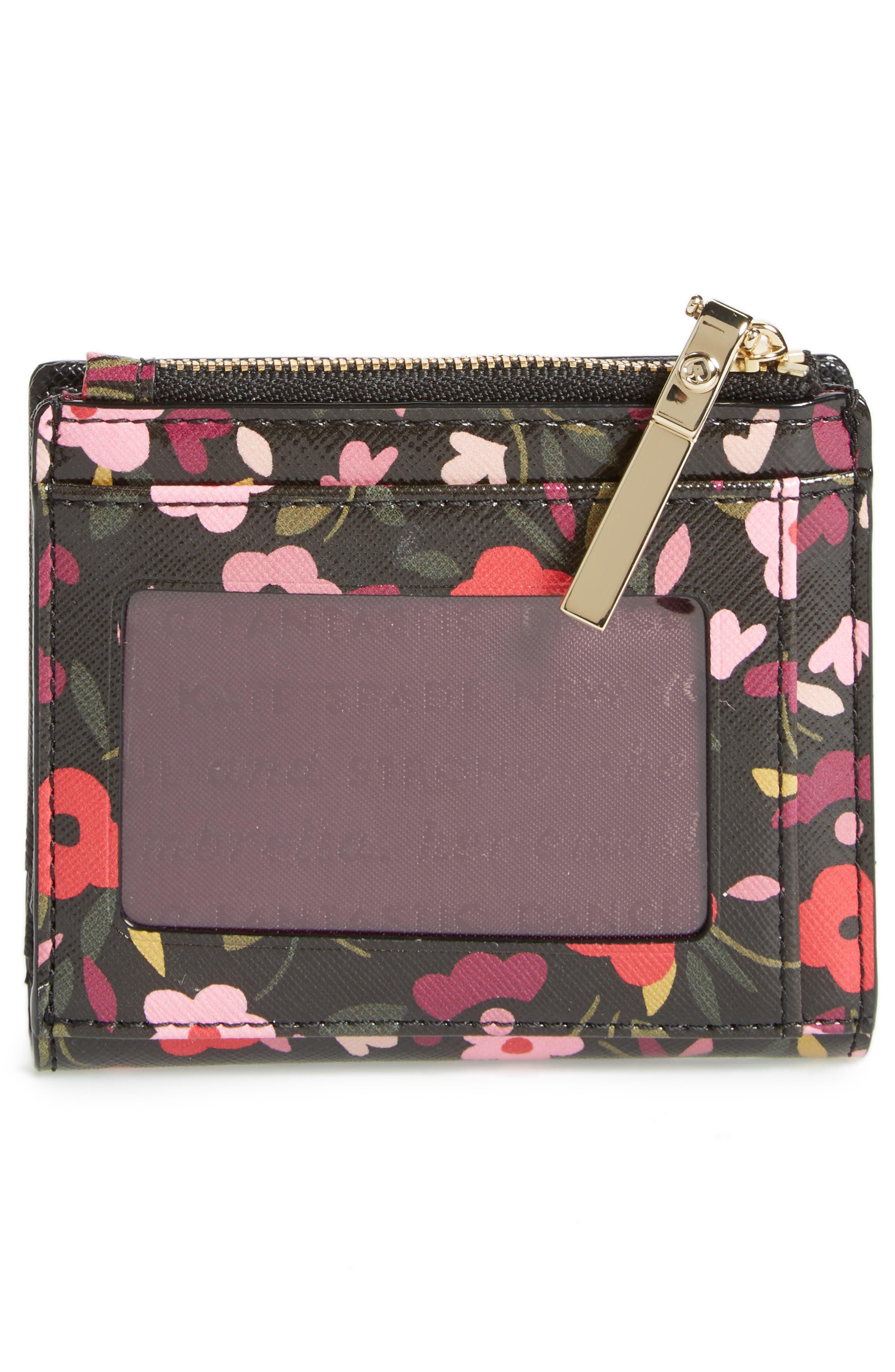 Alternate Image 3  - kate spade new york cameron street - adalyn boho floral wallet