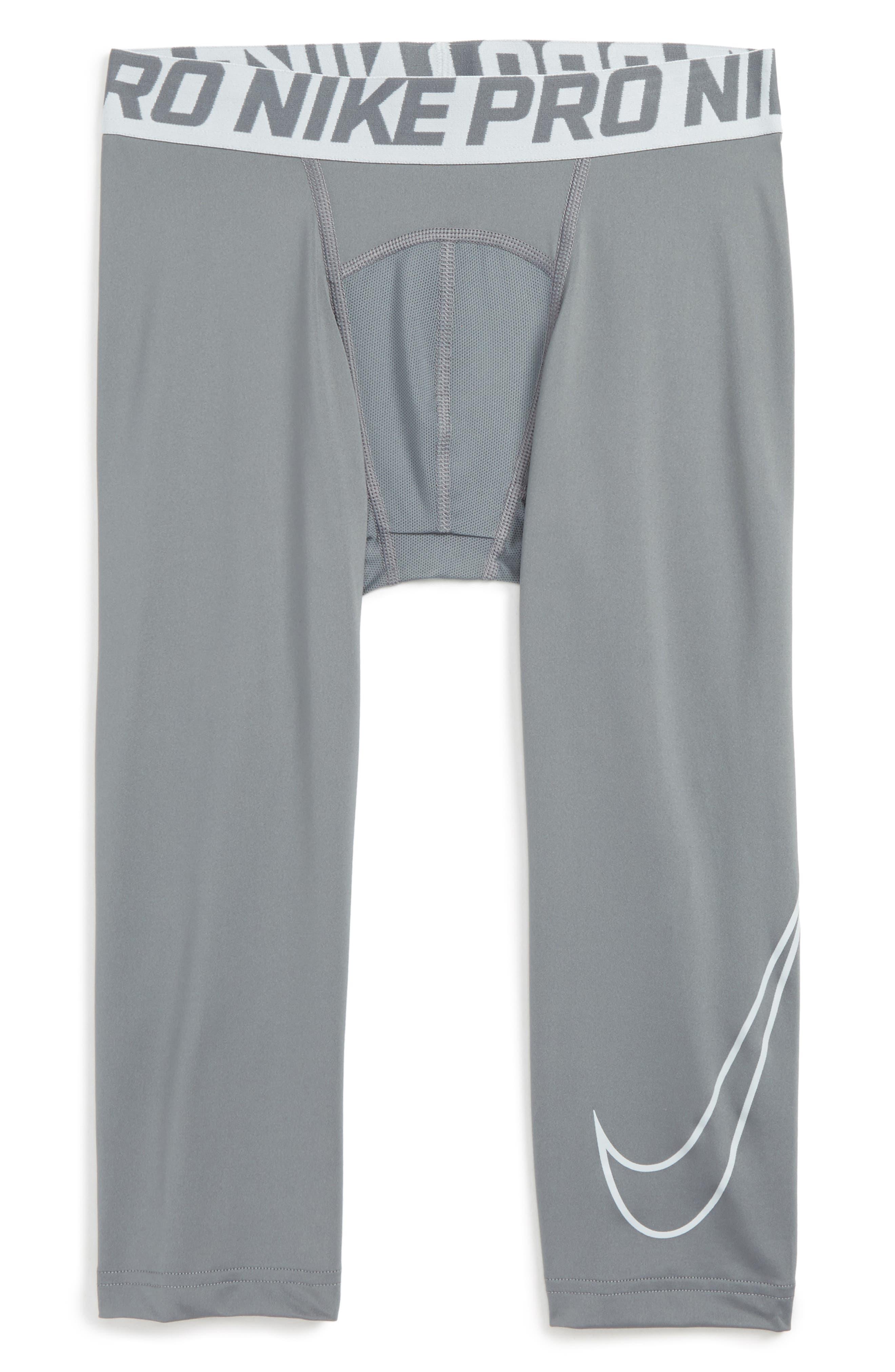 Main Image - Nike ProCool Compression HBR Sport Tights (Little Boys & Big Boys)