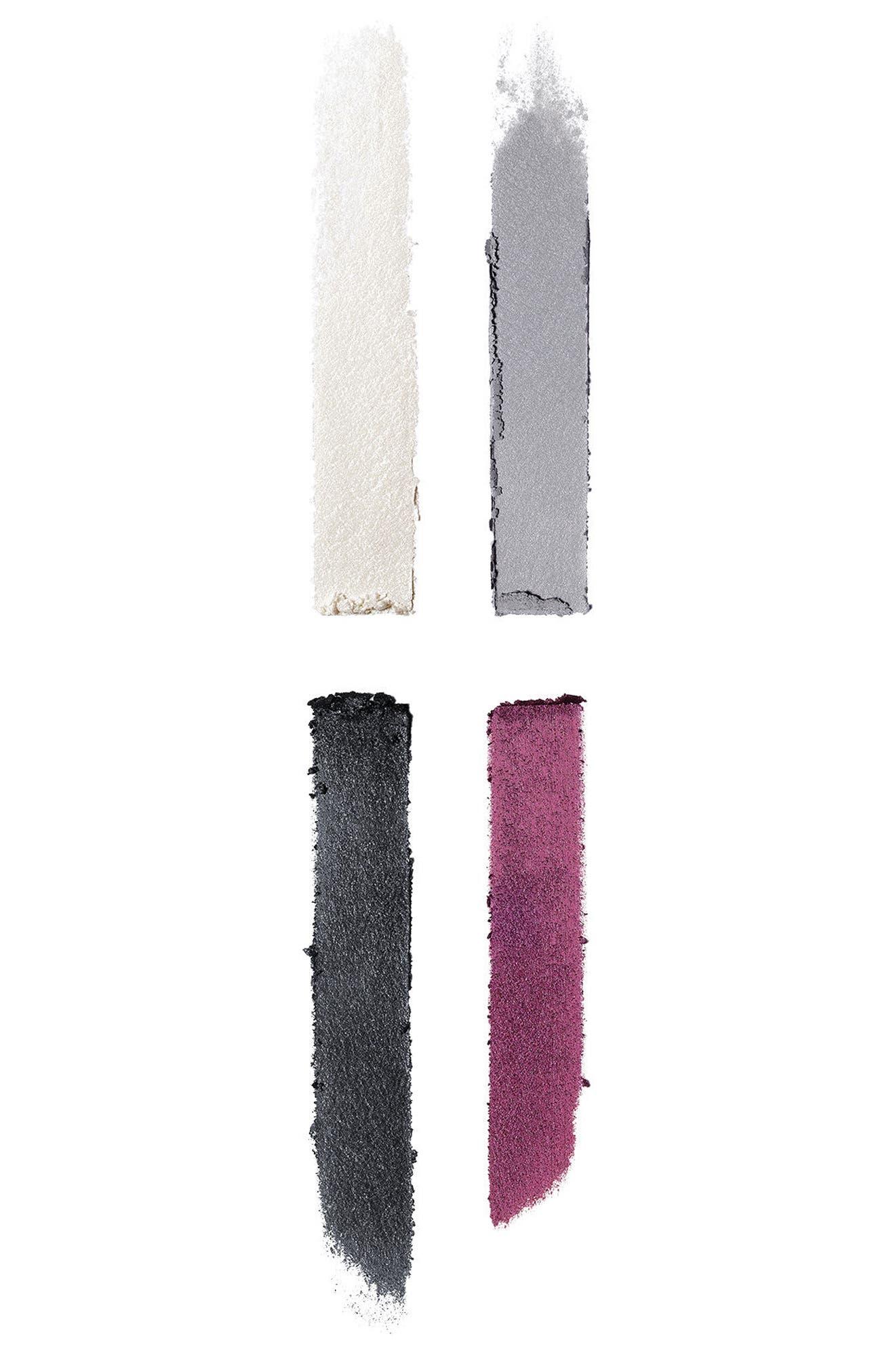Victoria Beckham Eye Palette,                             Alternate thumbnail 6, color,                             Blanc/ Gris/ Noir/ Bordeaux