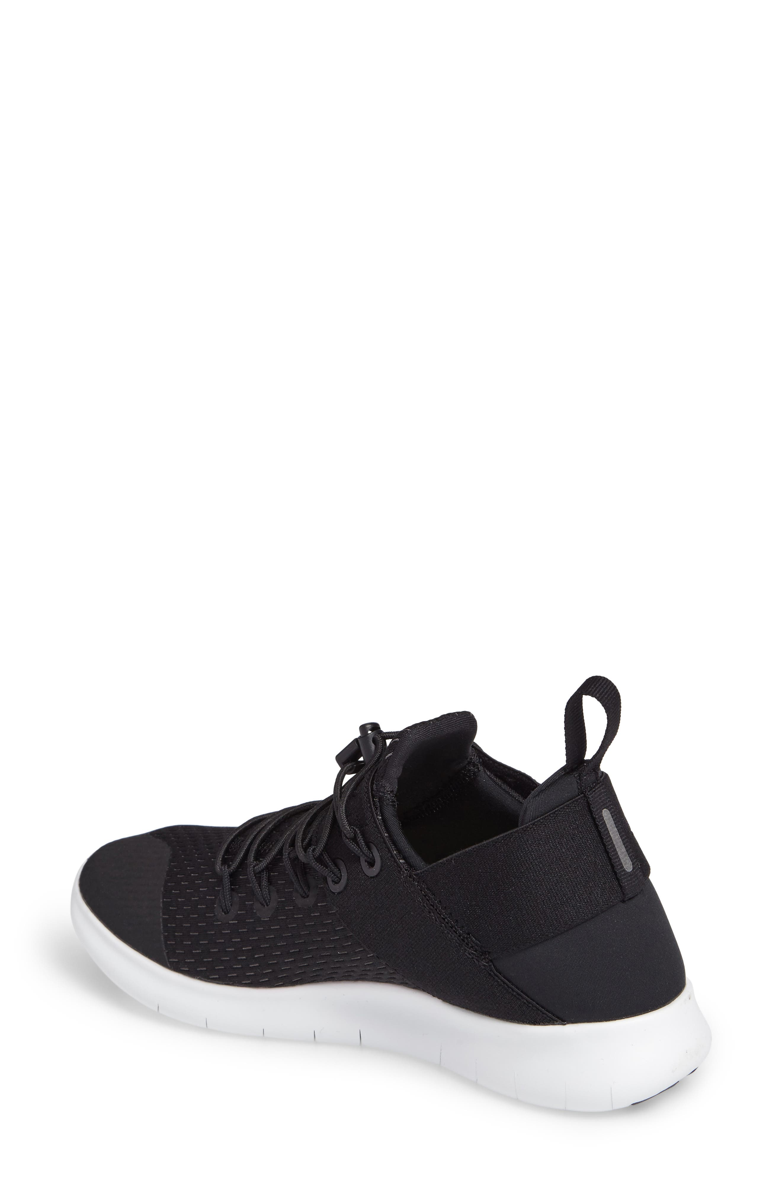Free RN CMTR Running Shoe,                             Alternate thumbnail 2, color,                             Black/ Anthracite/ Off White
