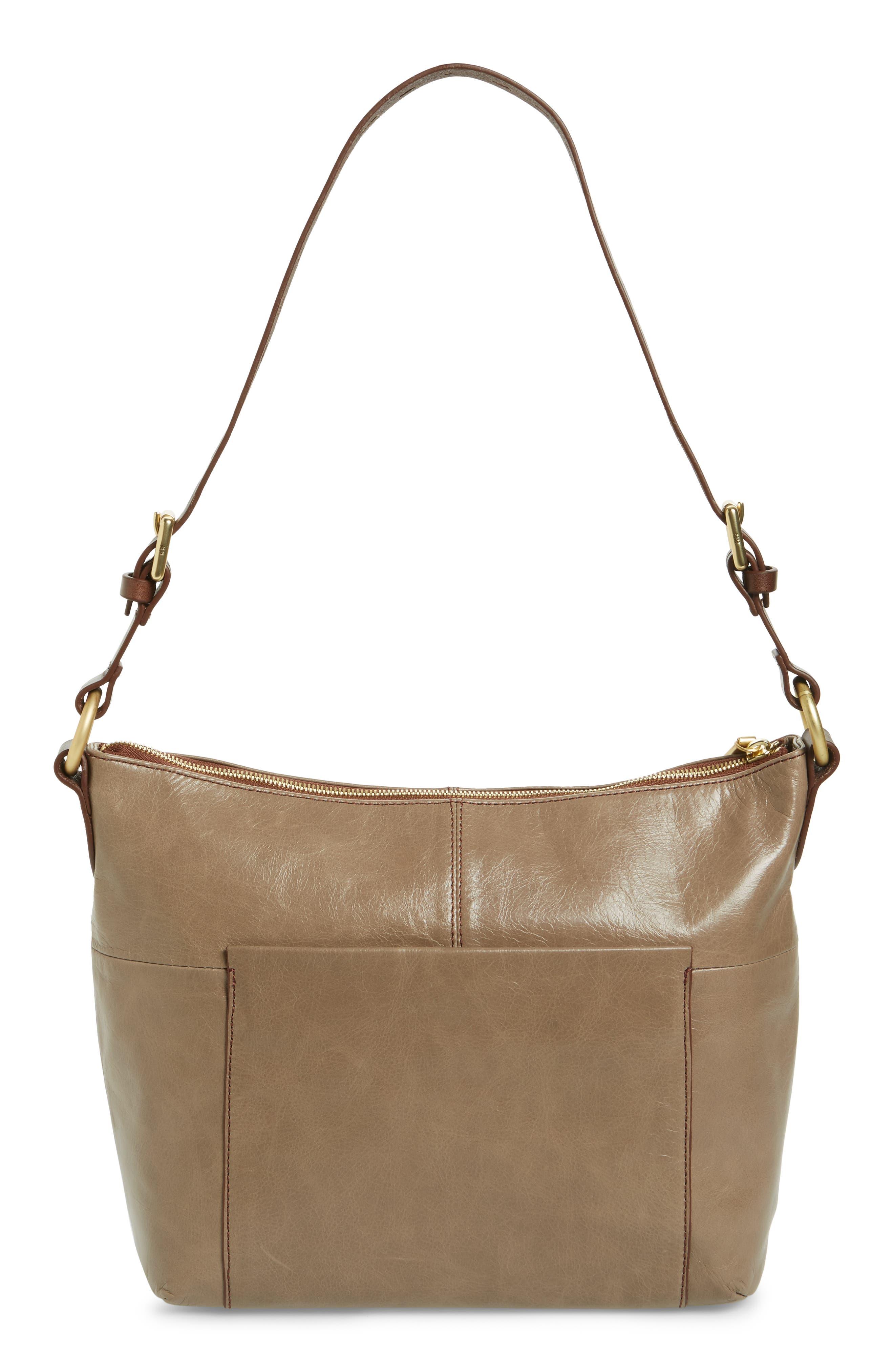Alternate Image 2  - Hobo 'Charlie' Leather Shoulder Bag