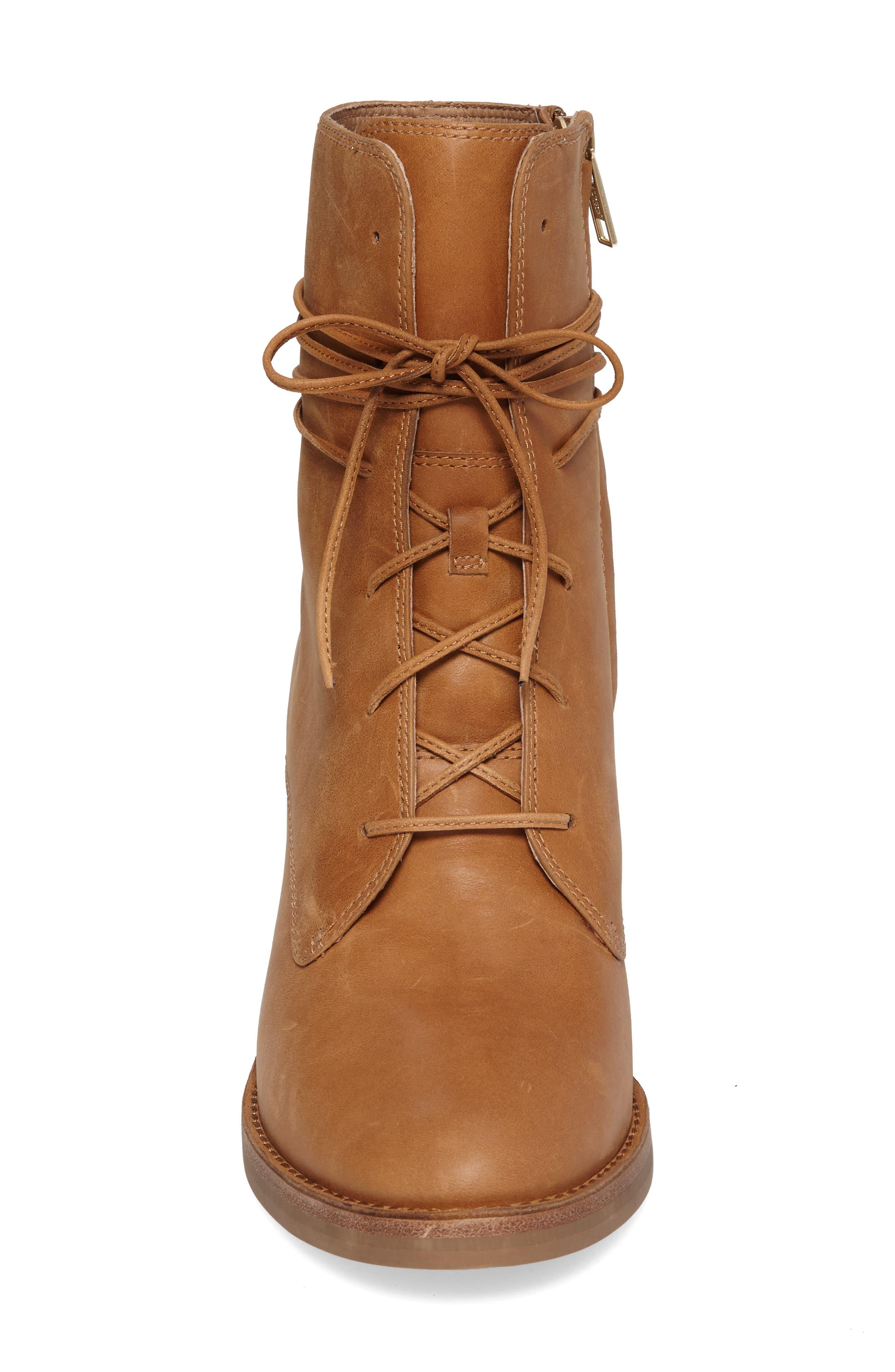 Alternate Image 4  - UGG® Oriana Lace-Up Boot (Women)