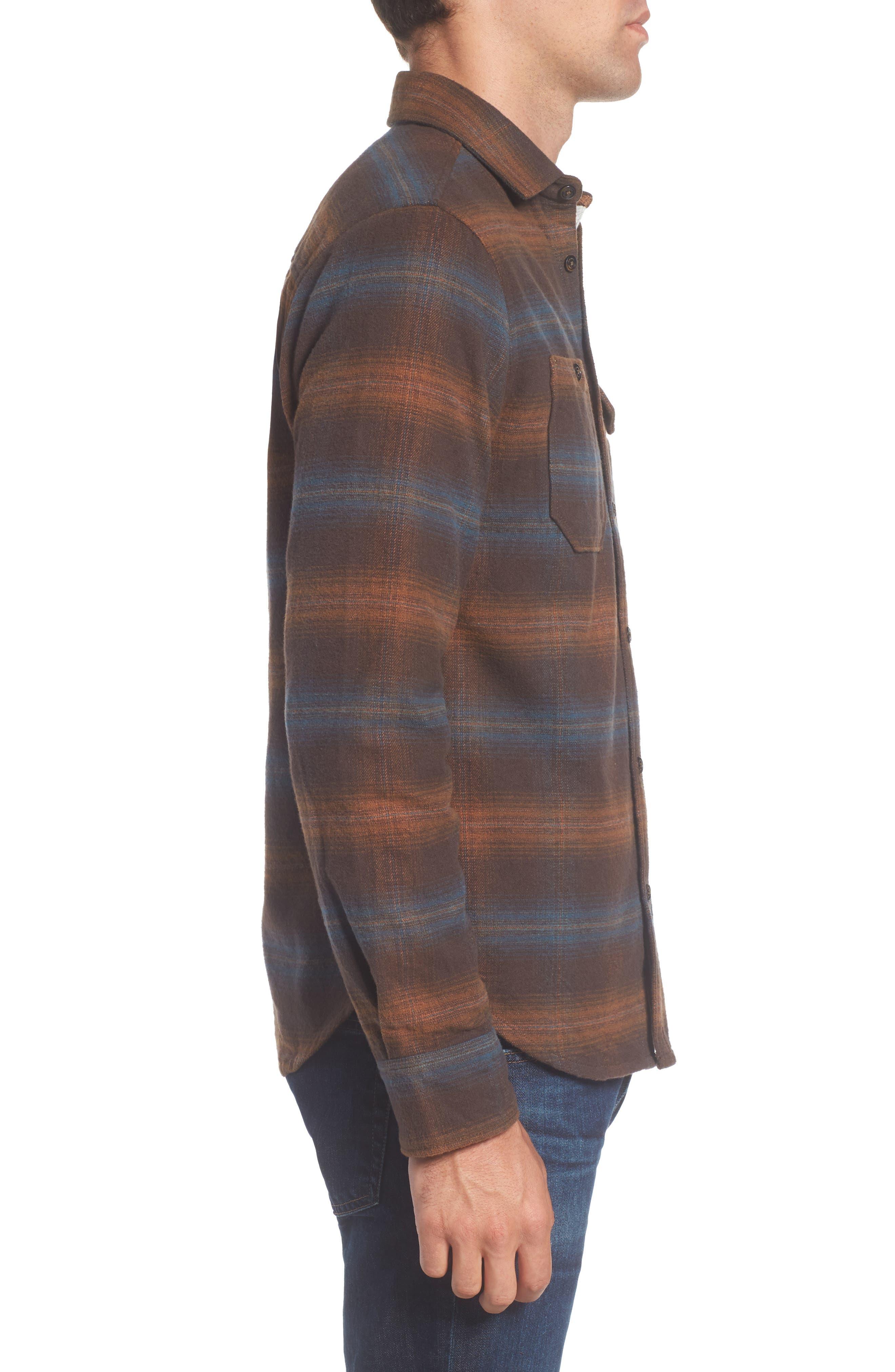 Alternate Image 3  - Jeremiah Canyon Plaid Brushed Twill Shirt