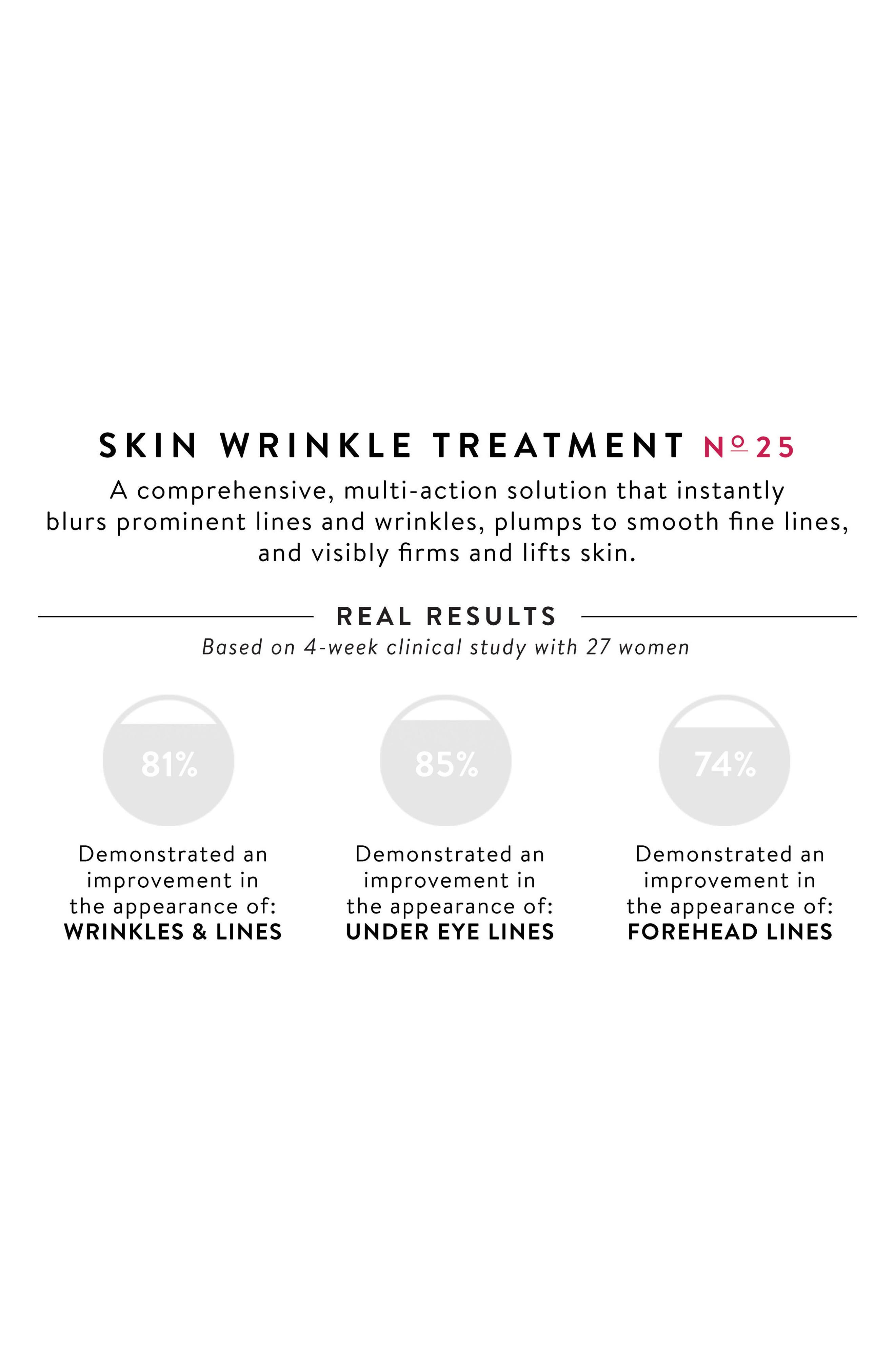 Skin Wrinkle Treatment 25 Smoothing, Plumping & Repair,                             Alternate thumbnail 5, color,                             No Color