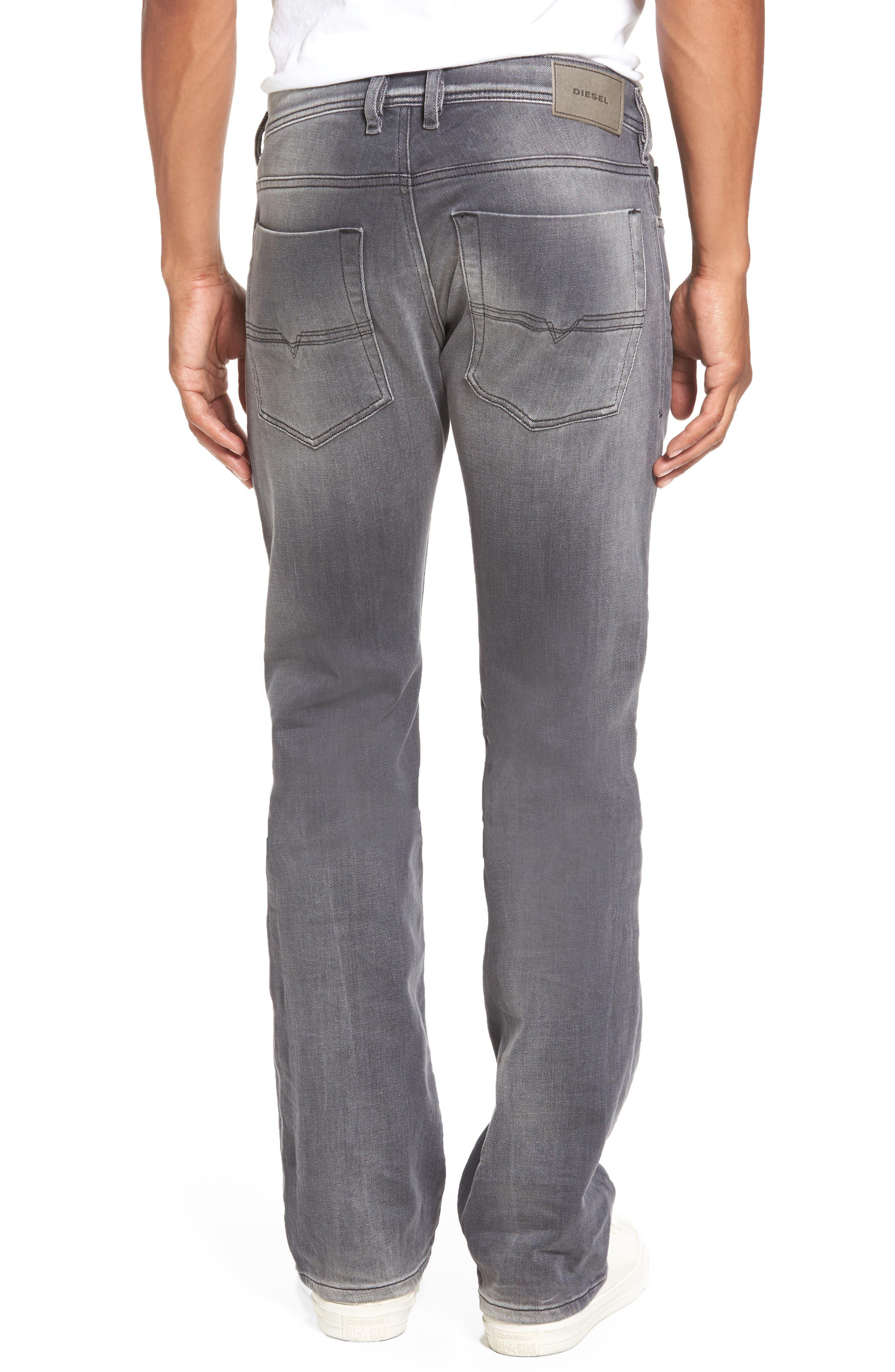 Alternate Image 2  - DIESEL® Zatiny Bootcut Jeans (84JK)
