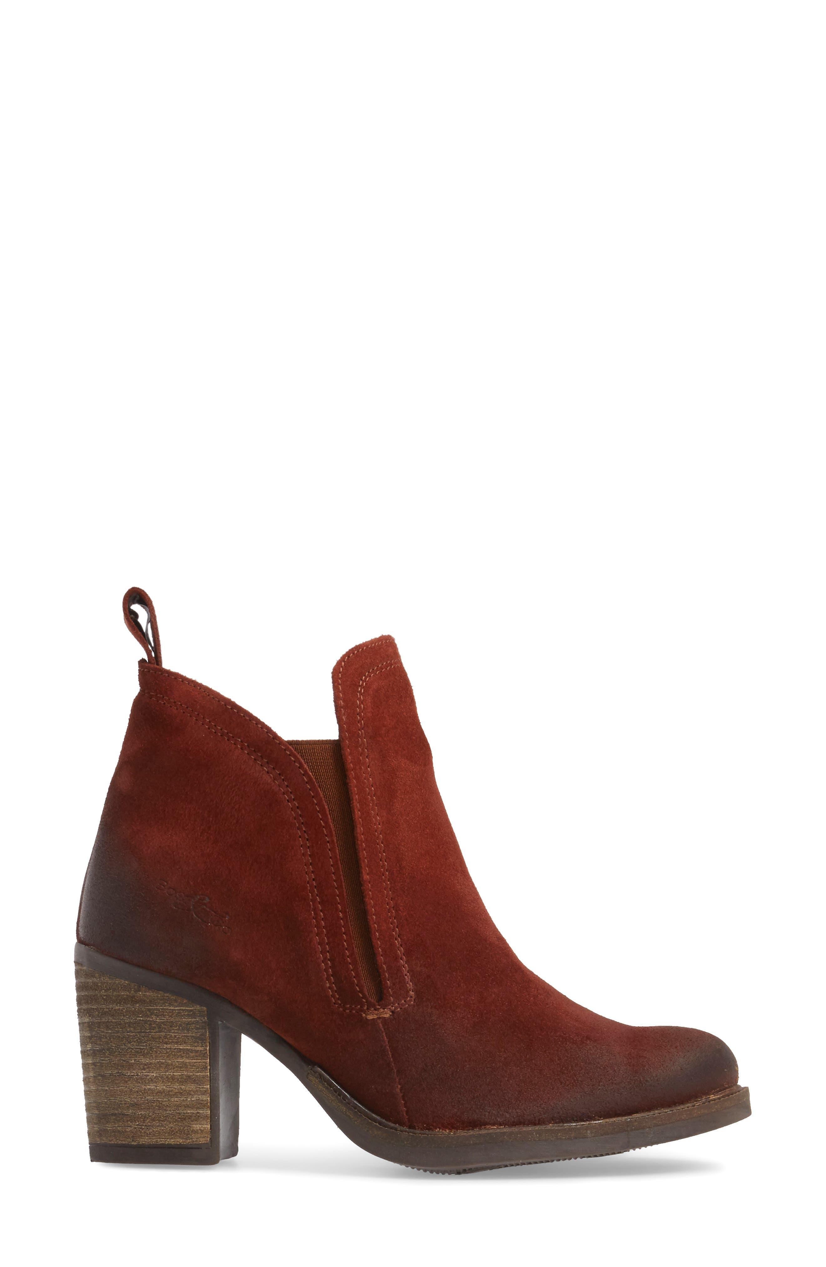 Alternate Image 3  - Bos. & Co. 'Belfield' Waterproof Chelsea Boot (Women)