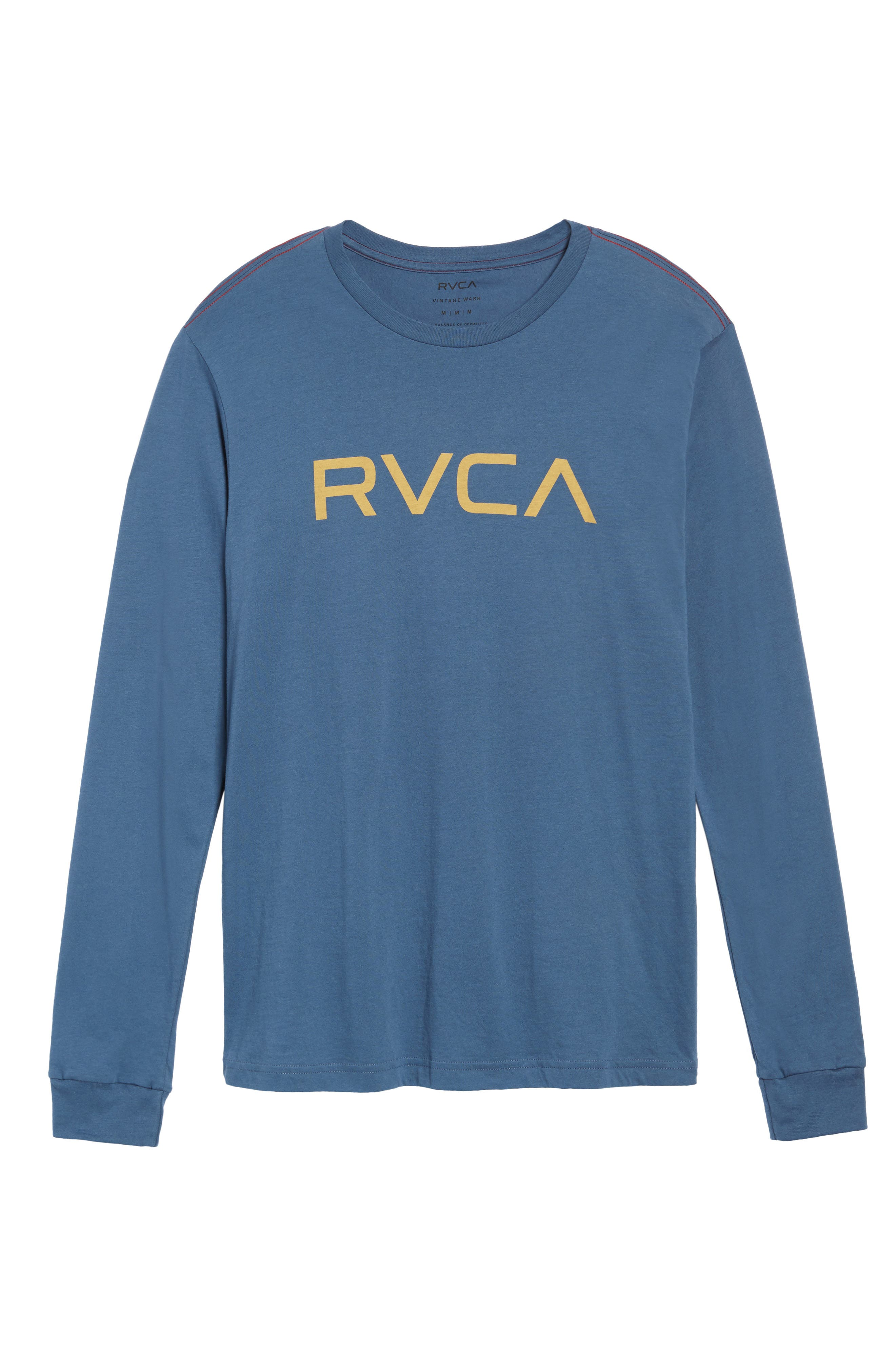 Alternate Image 6  - RVCA Big RVCA Graphic T-Shirt