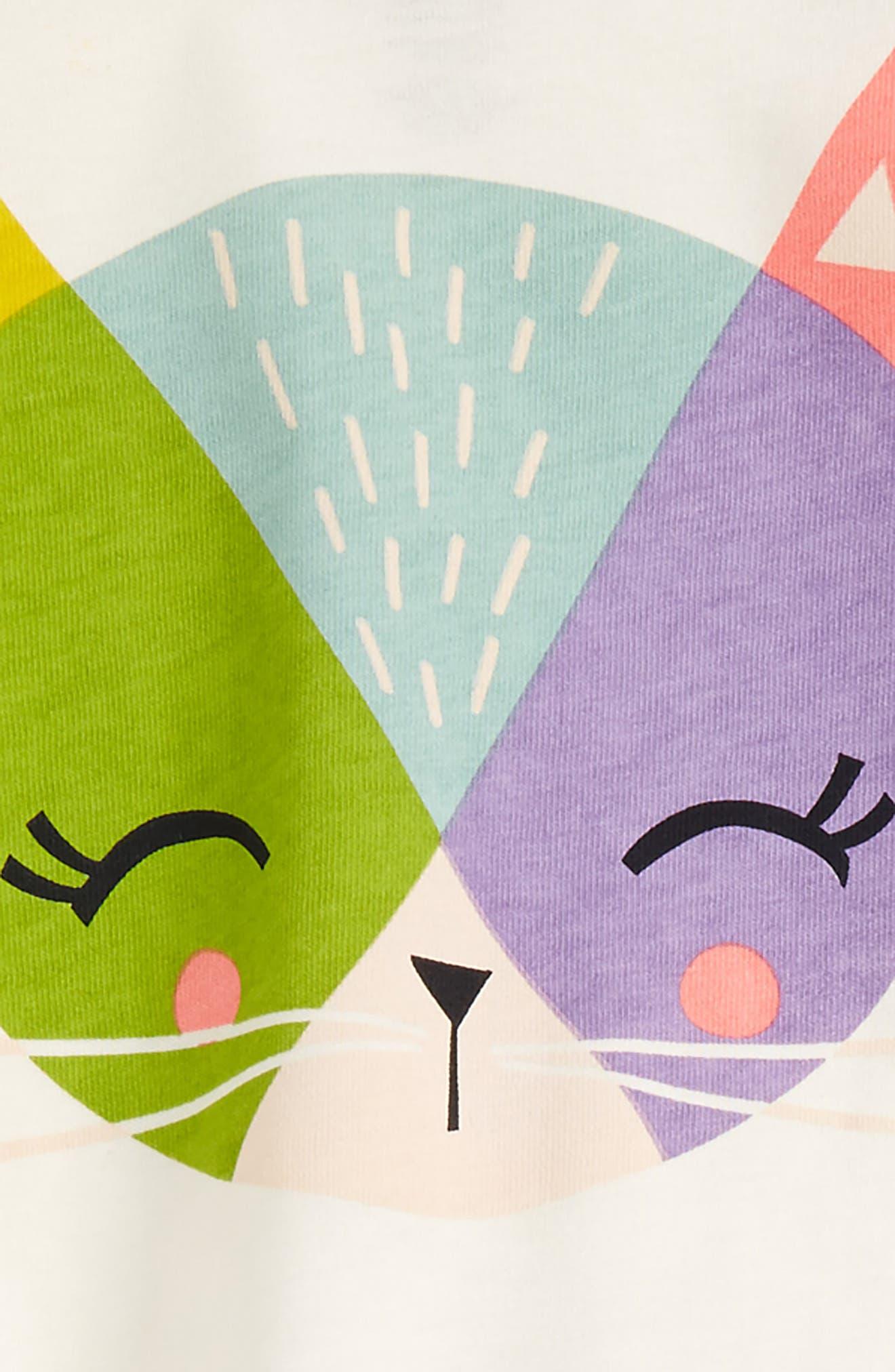Hamish McHamish Graphic Top & Sweatpants,                             Alternate thumbnail 2, color,                             Chalk