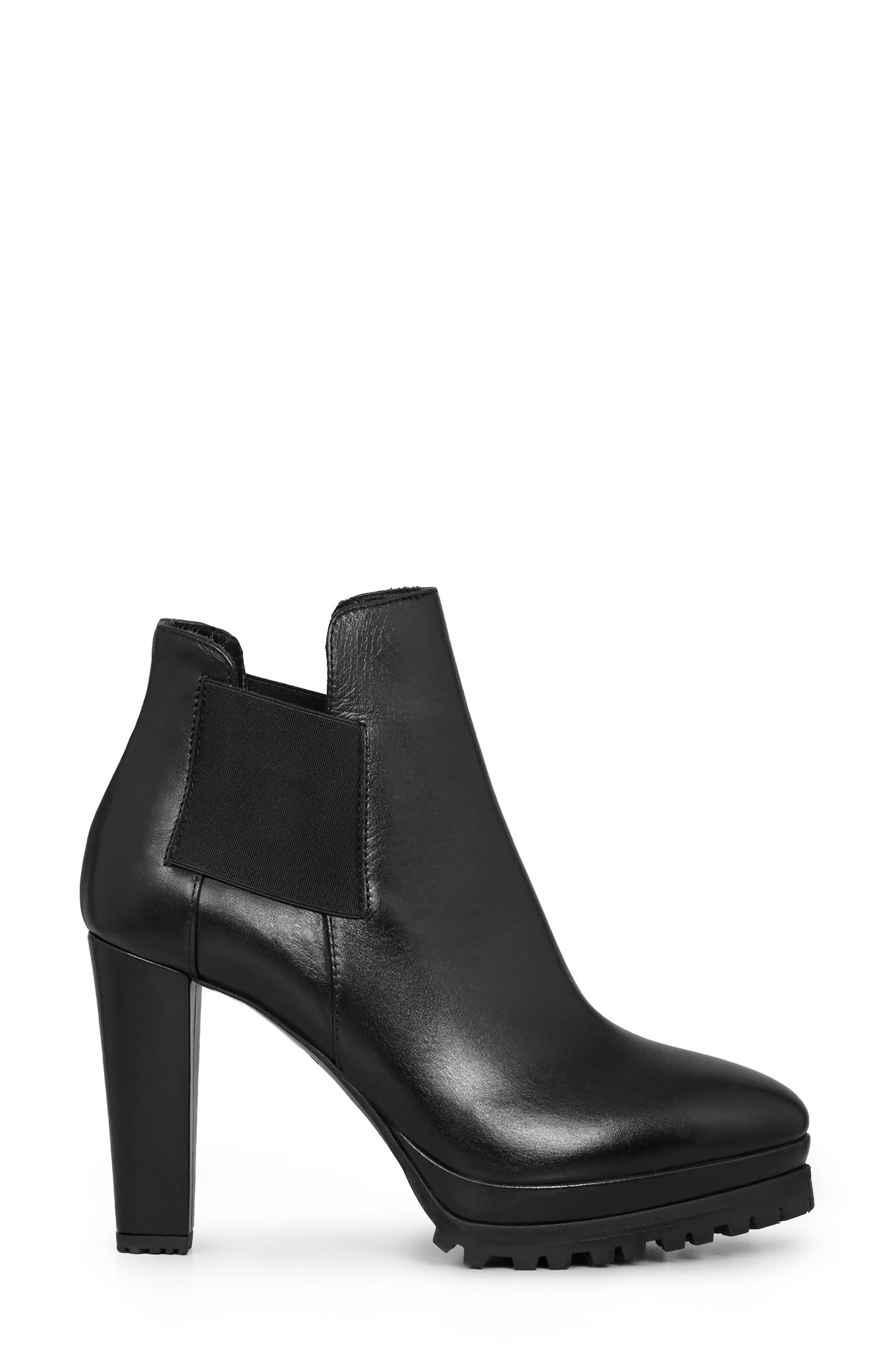 Alternate Image 4  - ALLSAINTS Sarris Lugged Platform Bootie (Women)