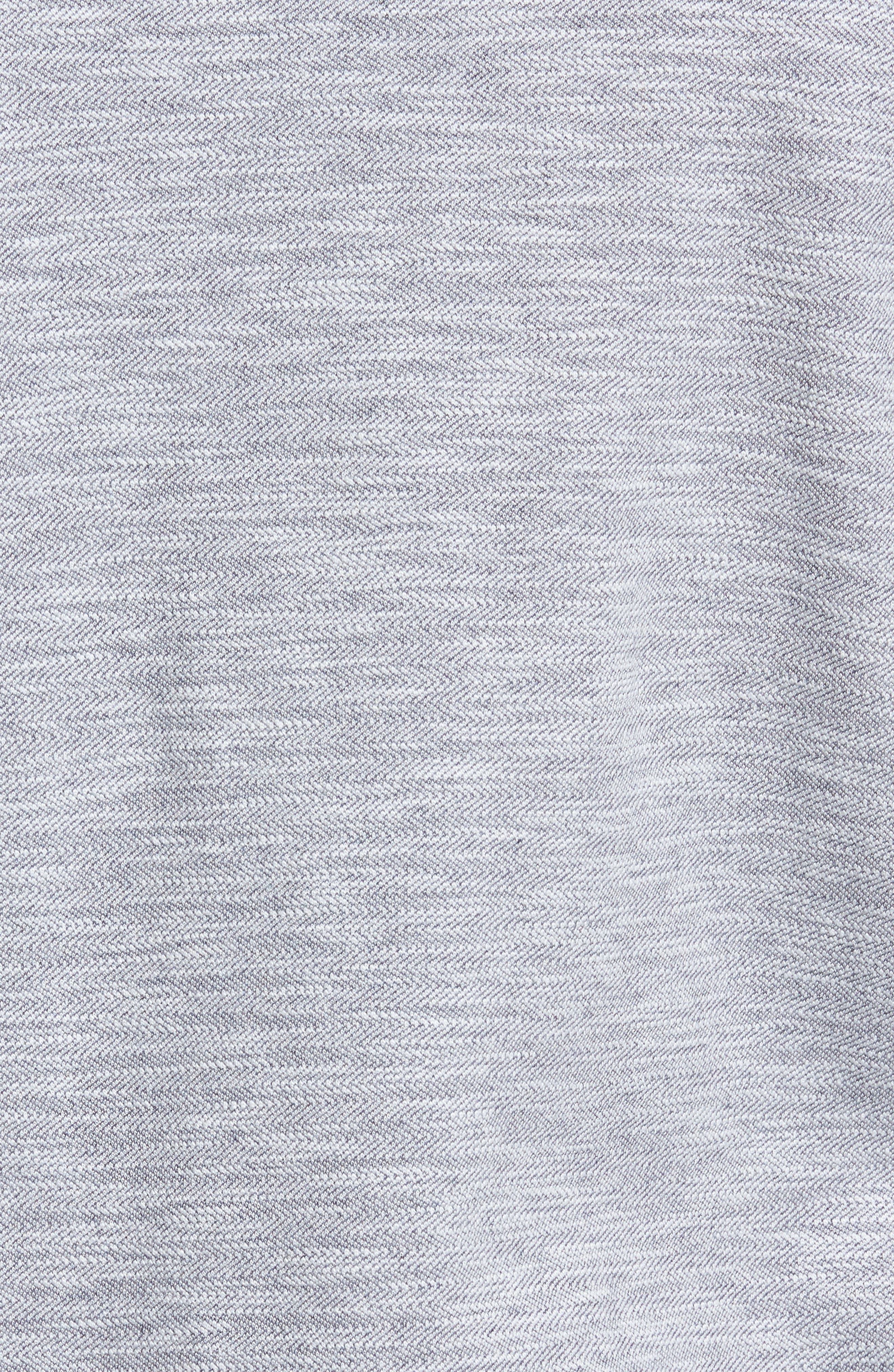 Alternate Image 5  - Tommy Bahama Sandbar Slub Reversible Quarter Zip Pullover
