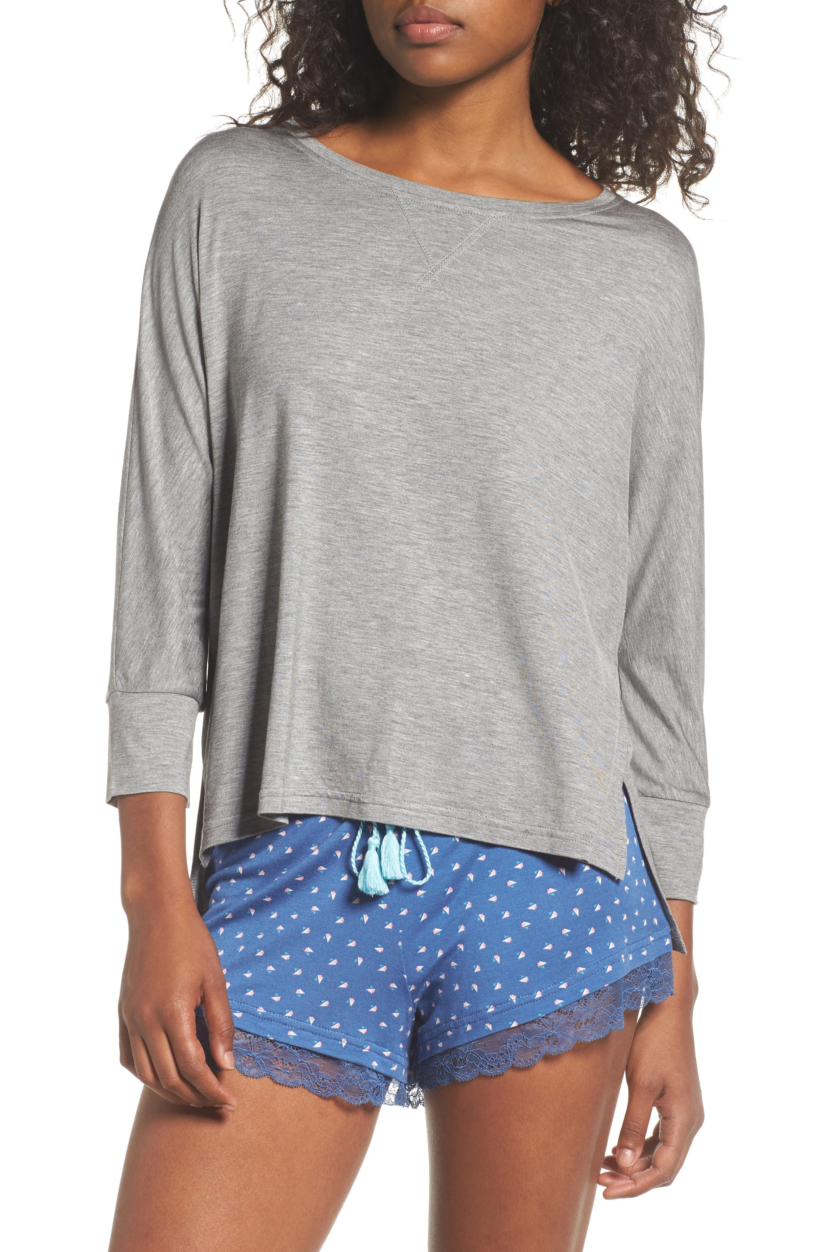 Honeydew Short Pajamas
