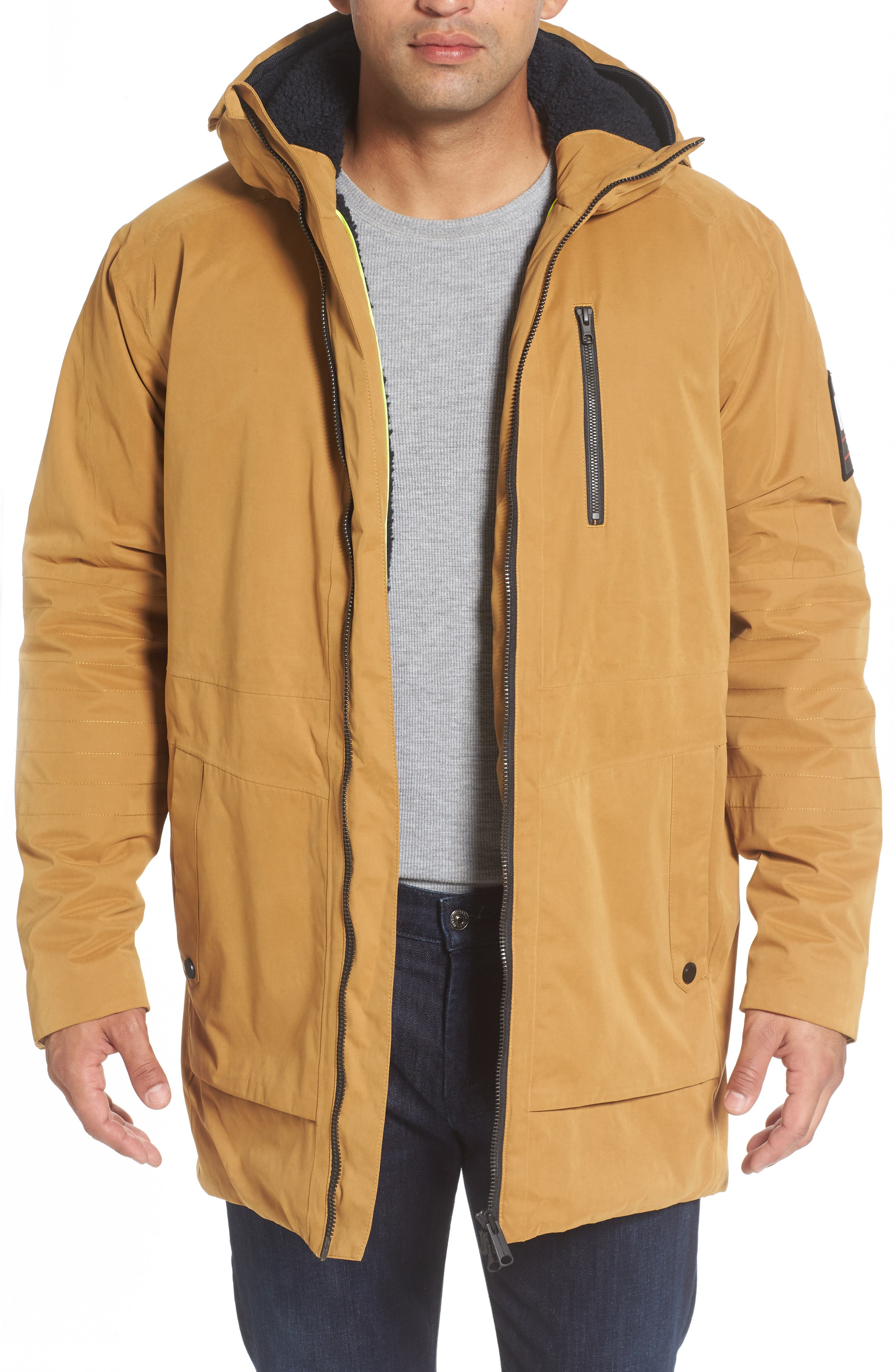 Helly Hansen Njord Waterproof Insulated Parka