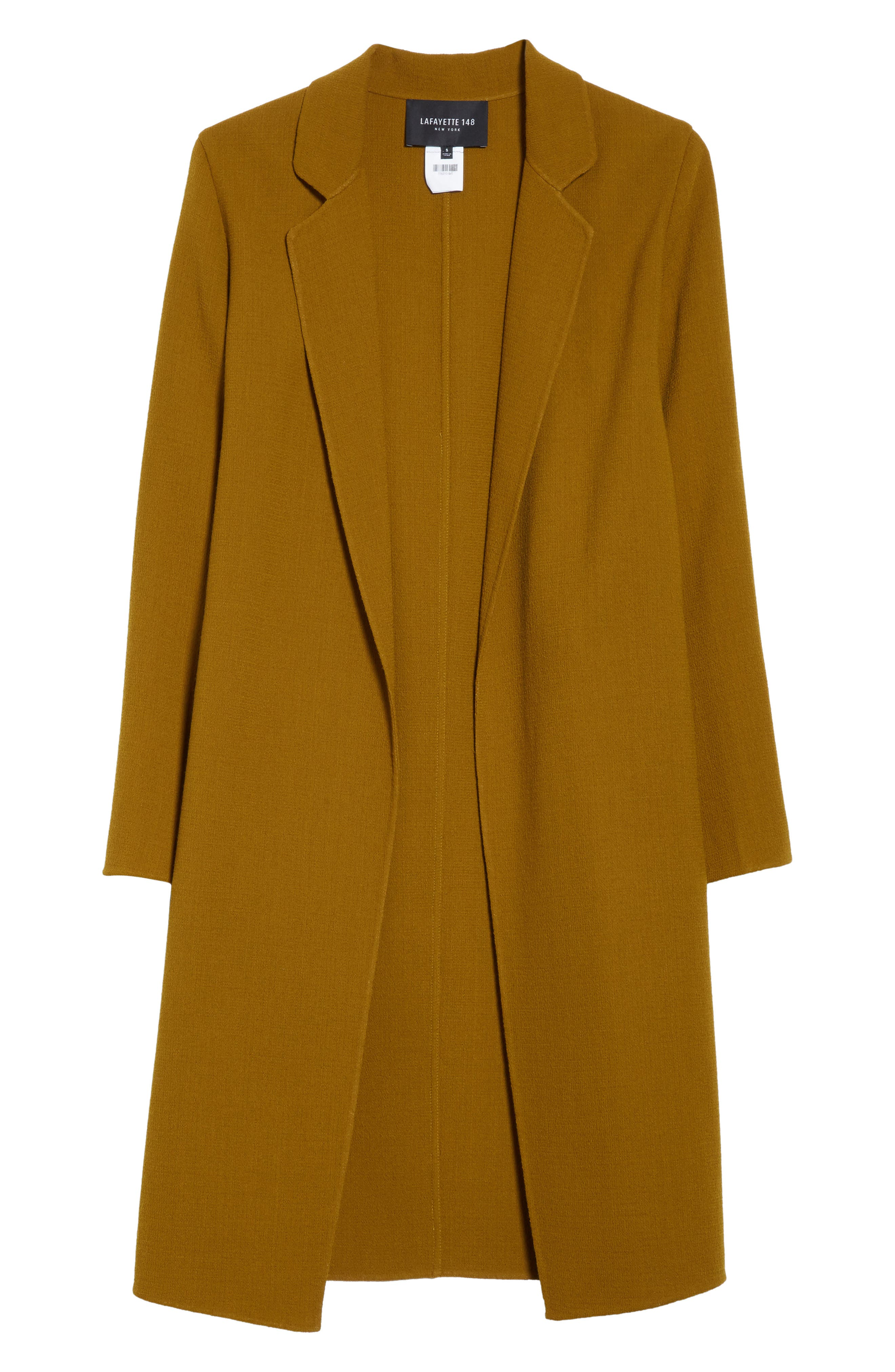 Alternate Image 6  - Lafayette 148 New York Jolina Nouveau Crepe Jacket