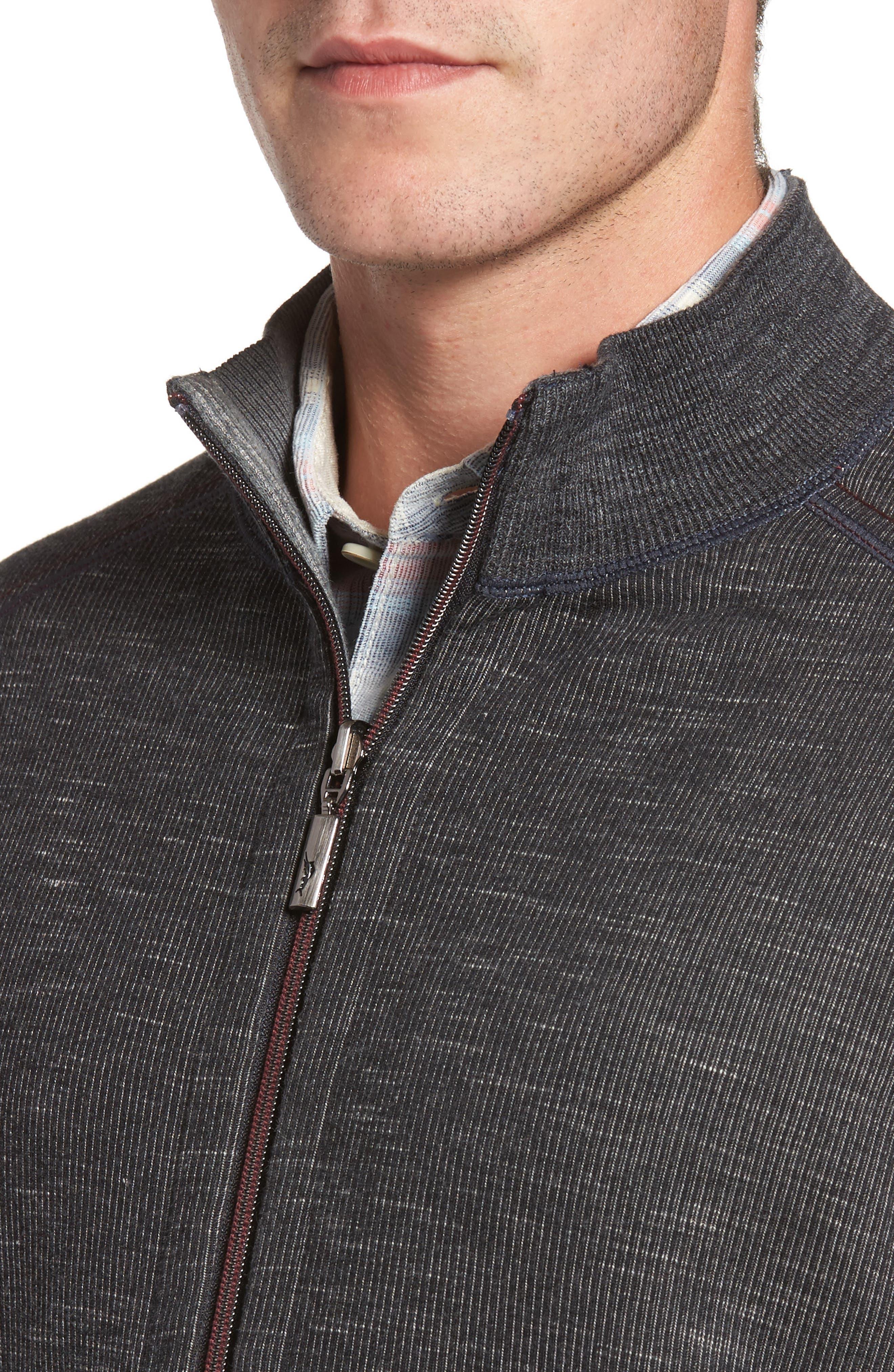 Alternate Image 4  - Tommy Bahama Flipsider Reversible Jacket