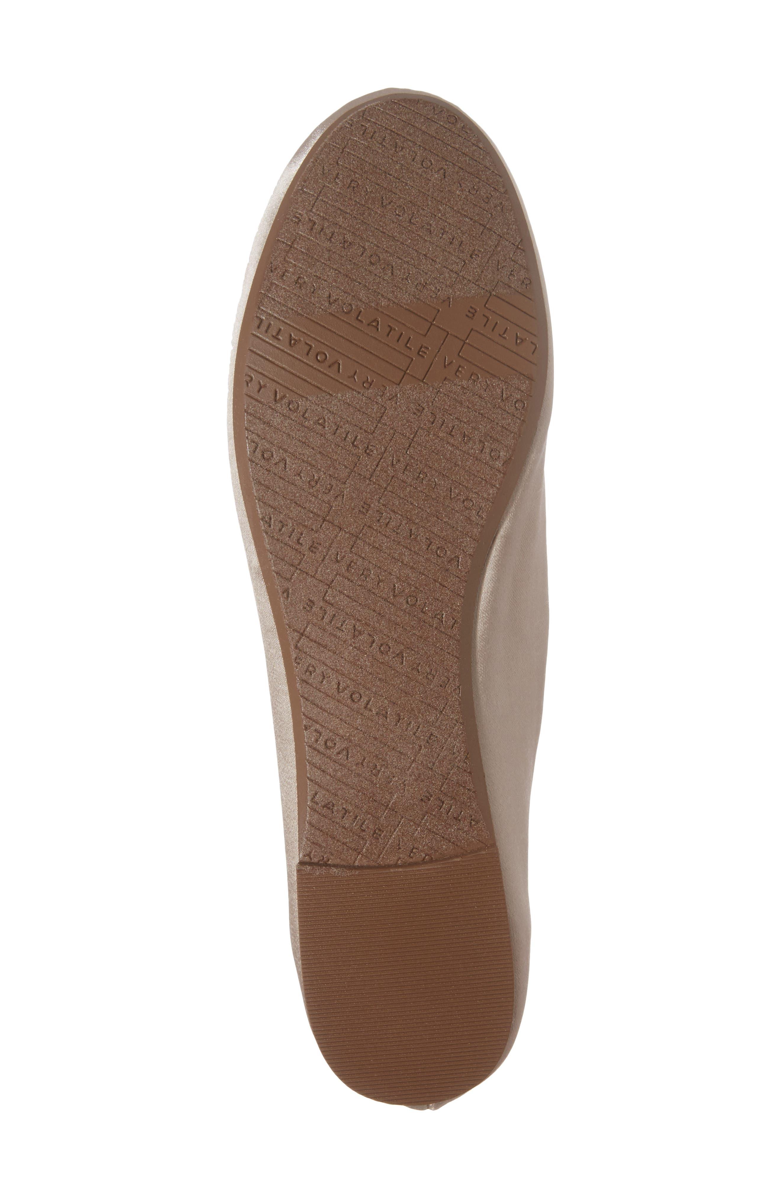 Alternate Image 6  - Very Volatile Devs Corset Flat (Women)