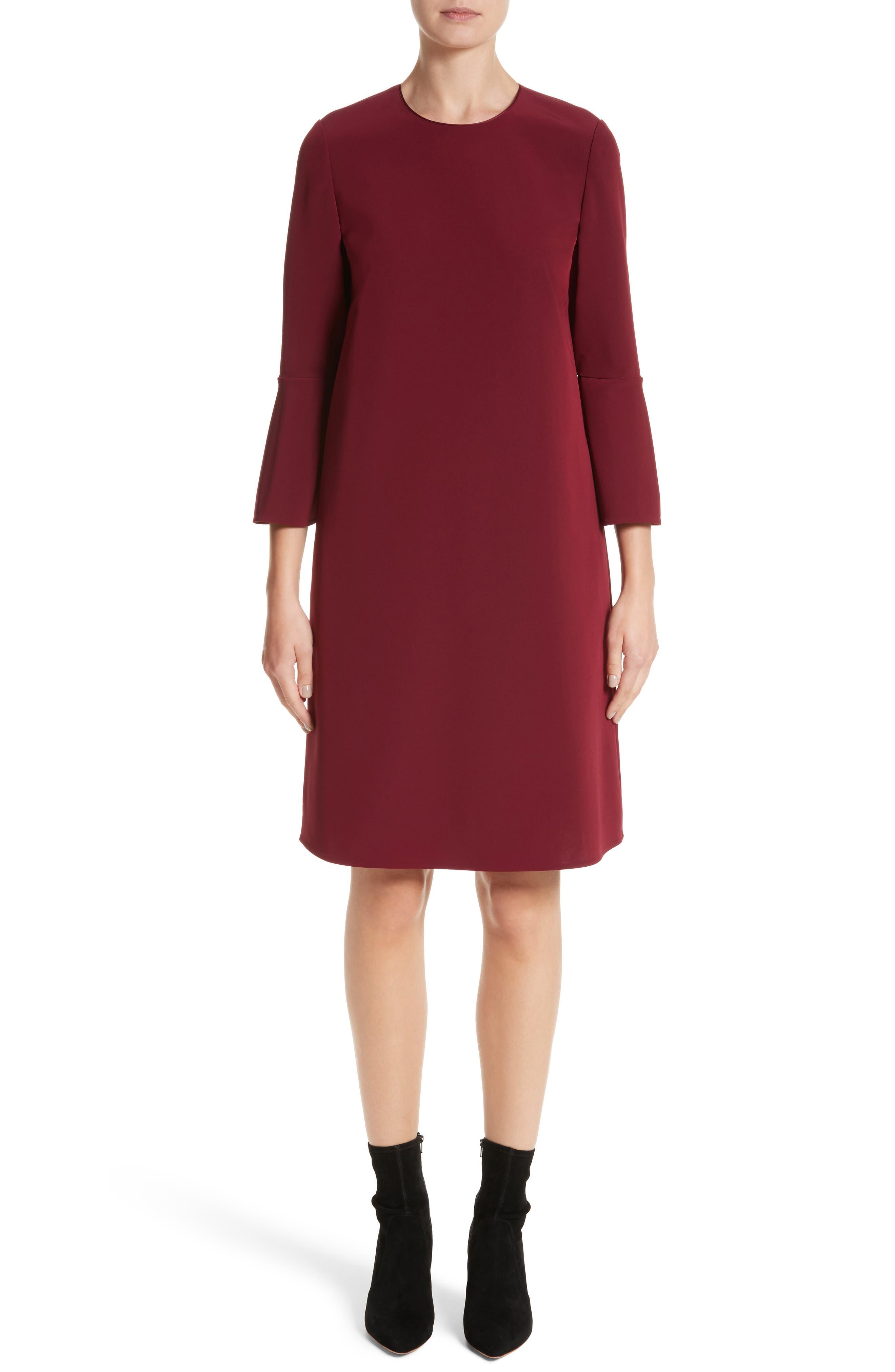 Main Image - Lafayette 148 New York Sidra Emory Cloth Dress