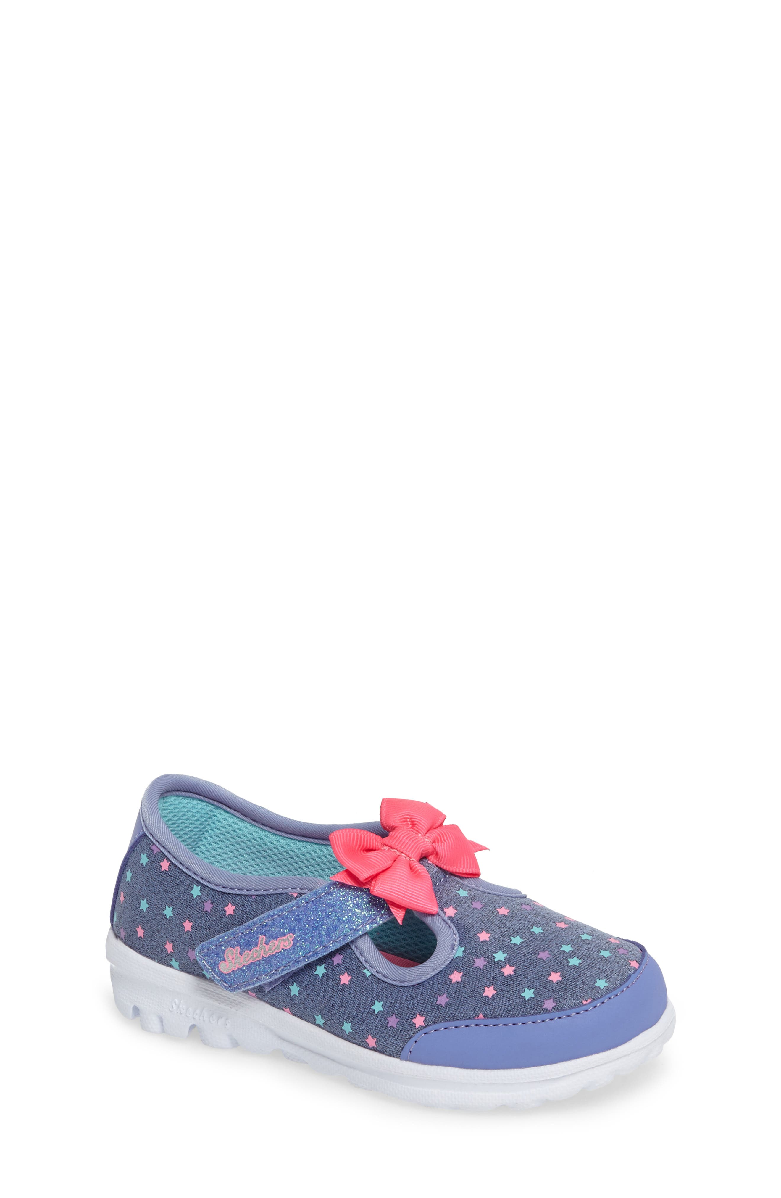 Main Image - SKECHERS Go Walk Slip-On Sneaker (Baby, Walker, Toddler & Little Kid)