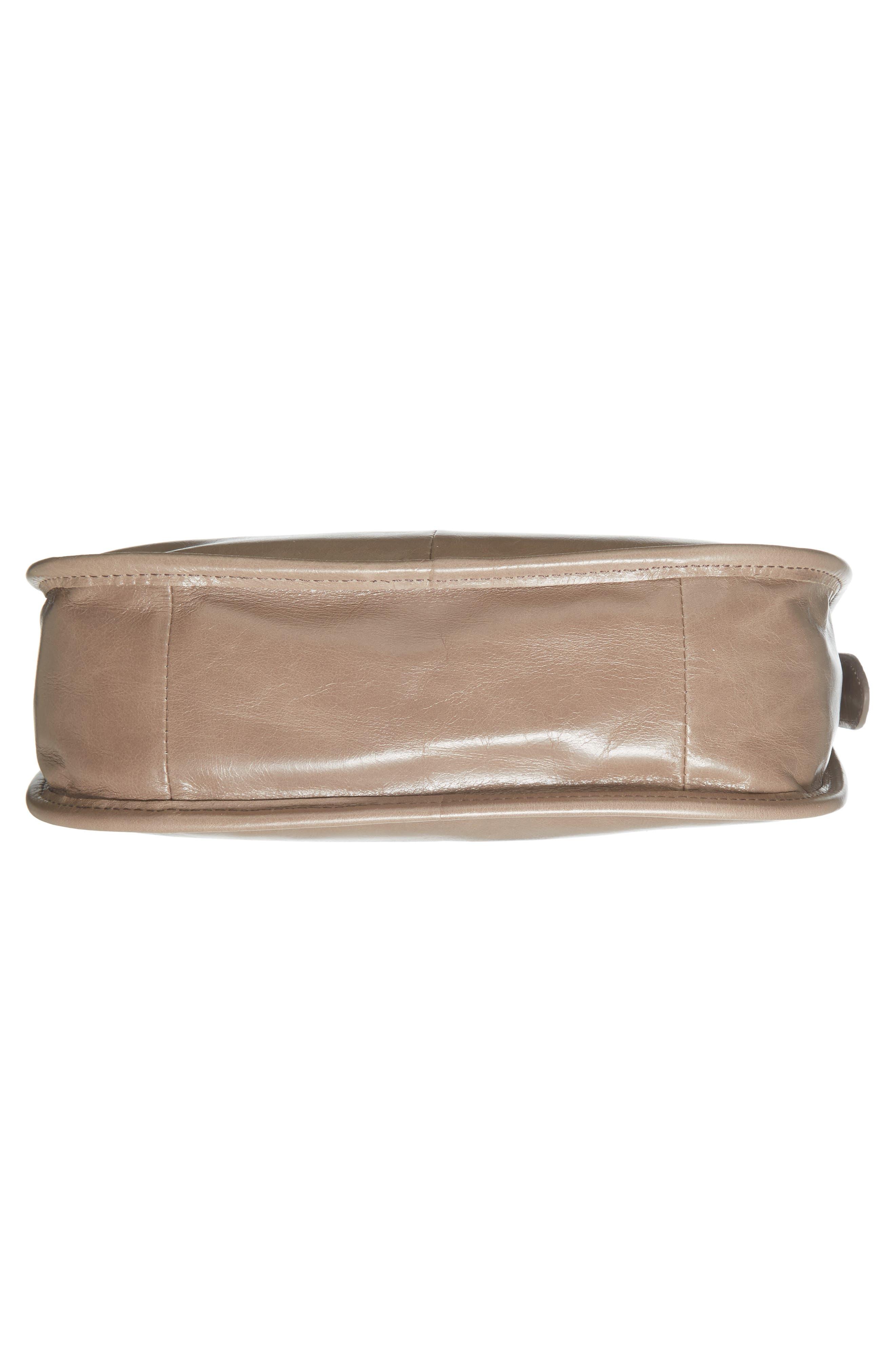 Alternate Image 5  - Hobo Chase Calfskin Leather Crossbody Bag