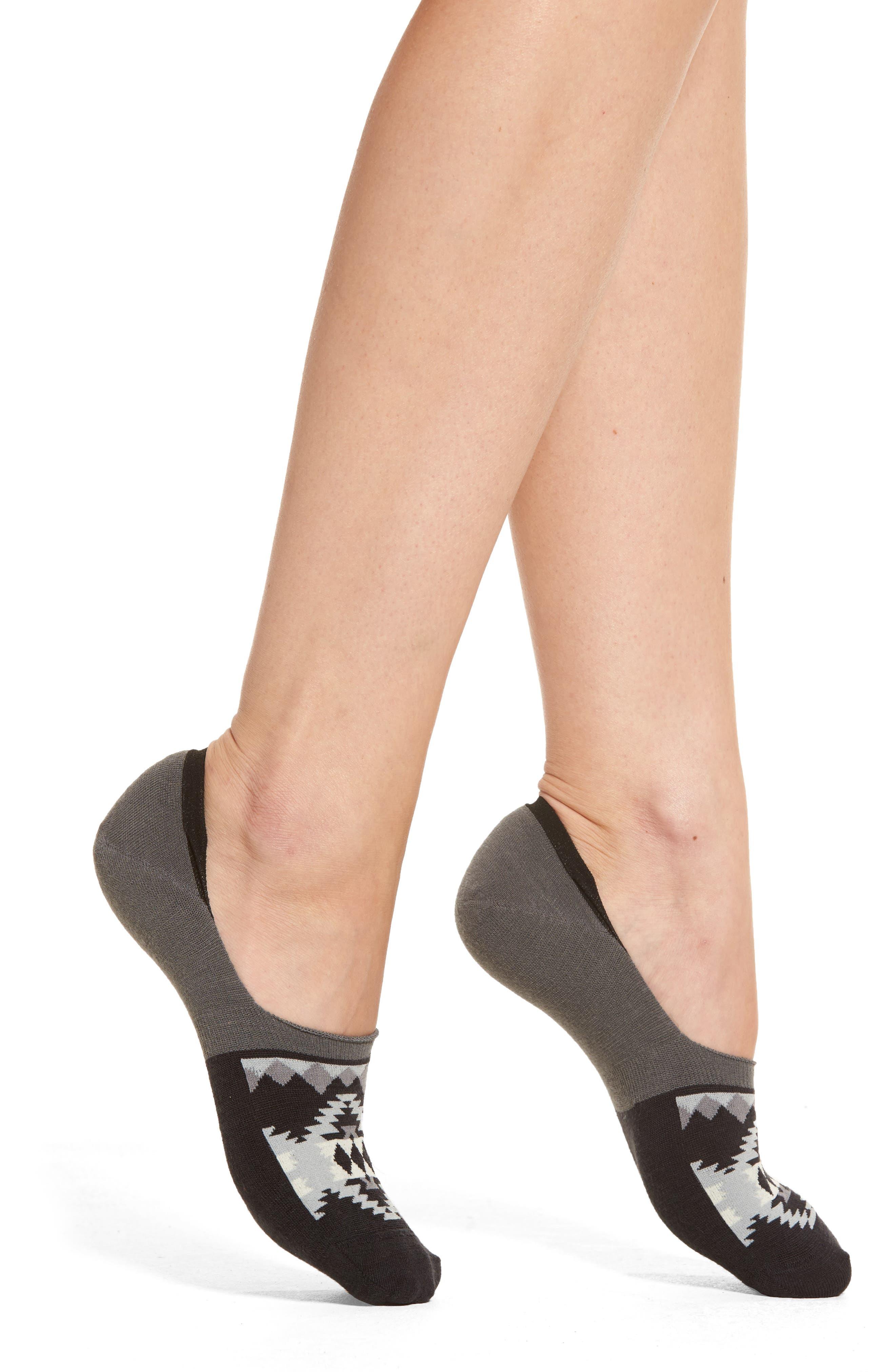 Pendleton No-Show Socks