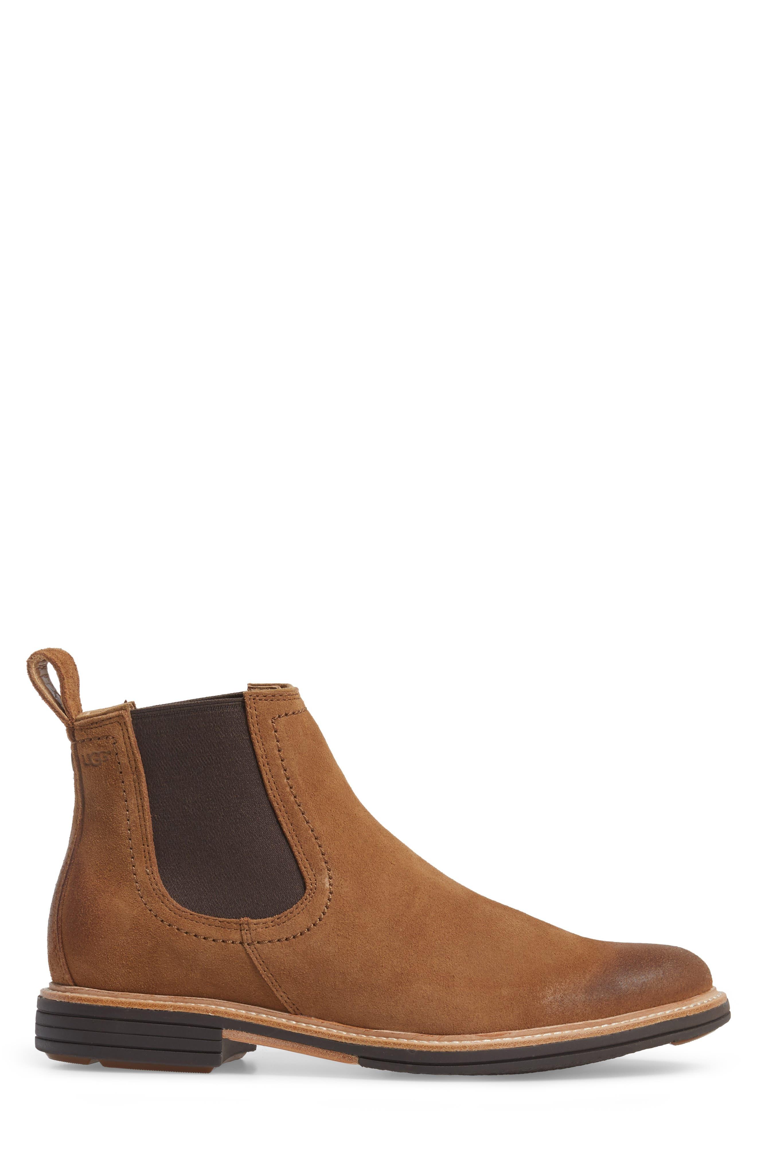 Alternate Image 3  - UGG® Baldvin Chelsea Boot (Men)