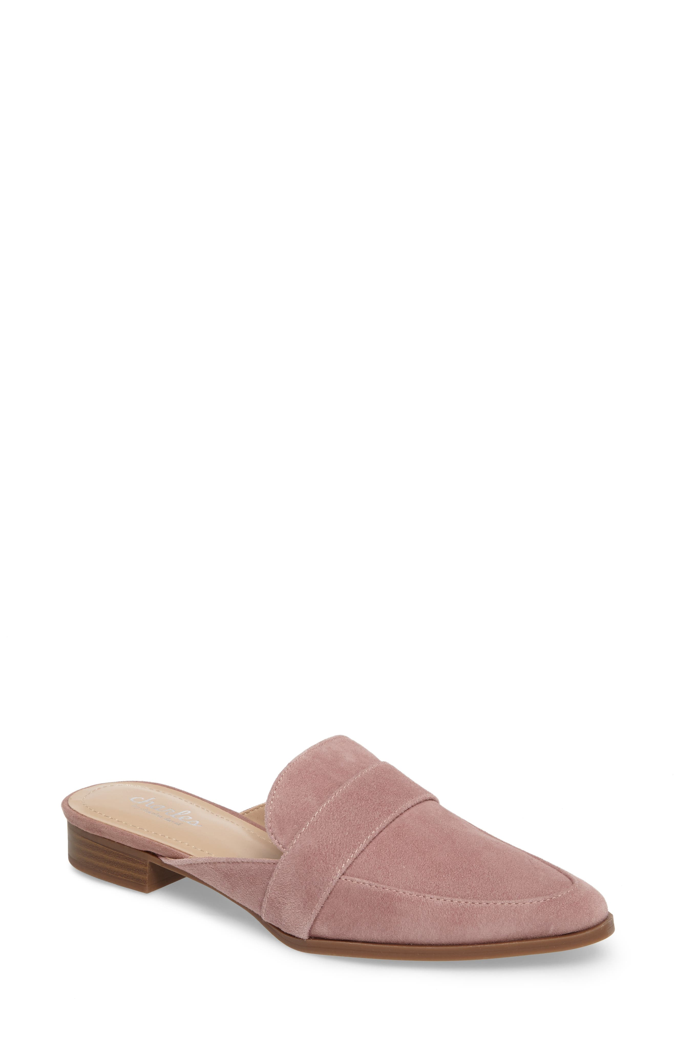 Alternate Image 1 Selected - Charles by Charles David Emma Loafer Mule (Women)