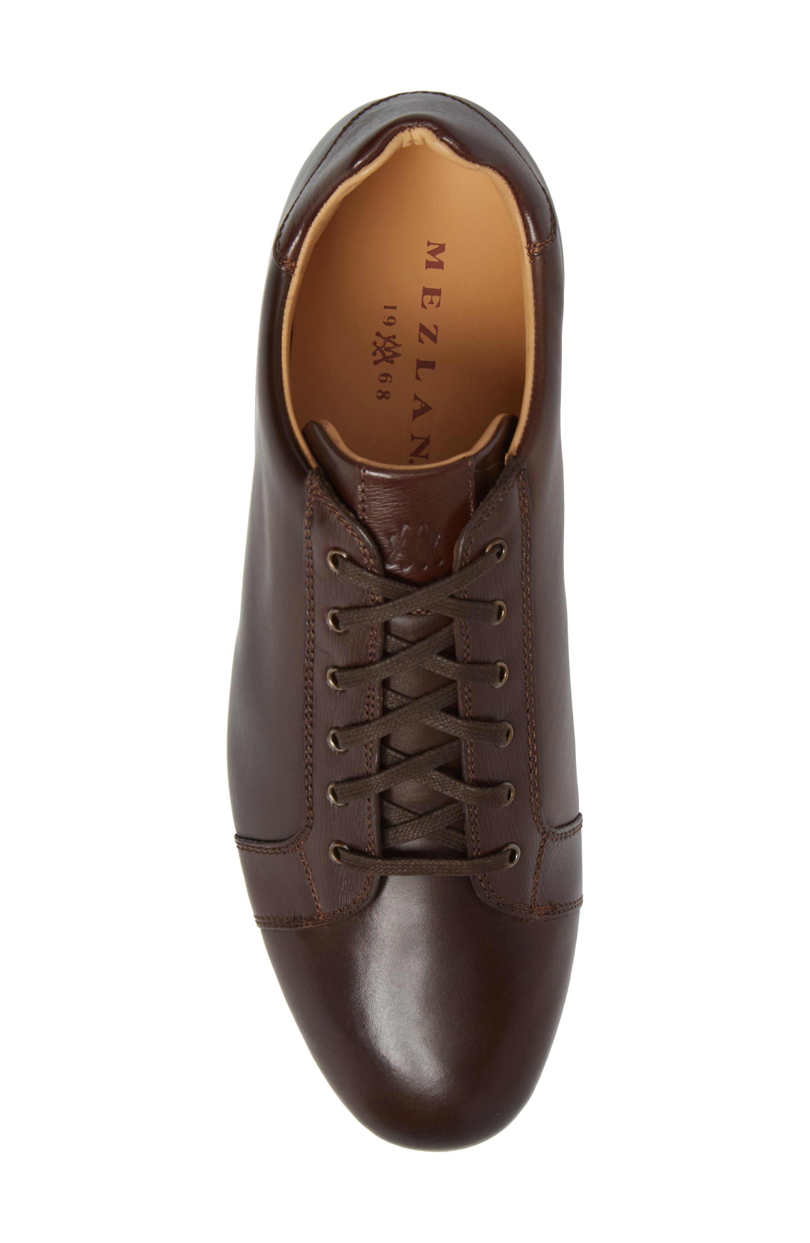 Ubrique Sneaker,                             Alternate thumbnail 5, color,                             Brown Multi Leather