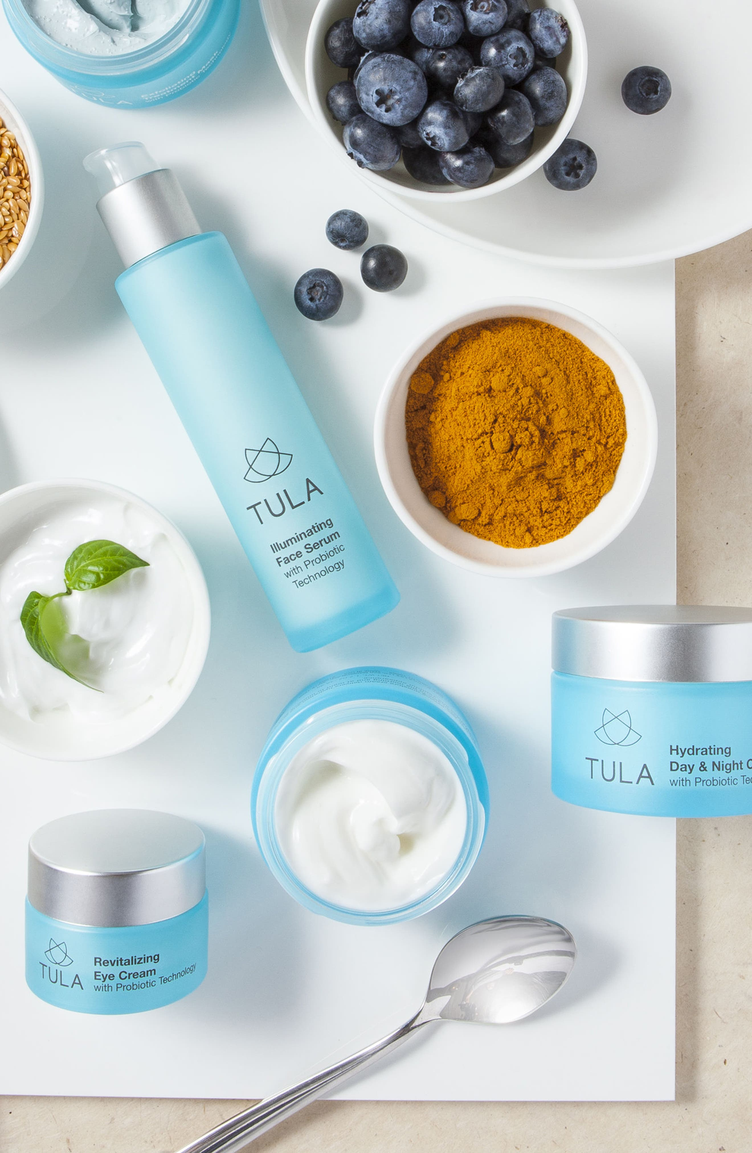 Alternate Image 3  - Tula Probiotic Skincare Revitalizing Eye Cream