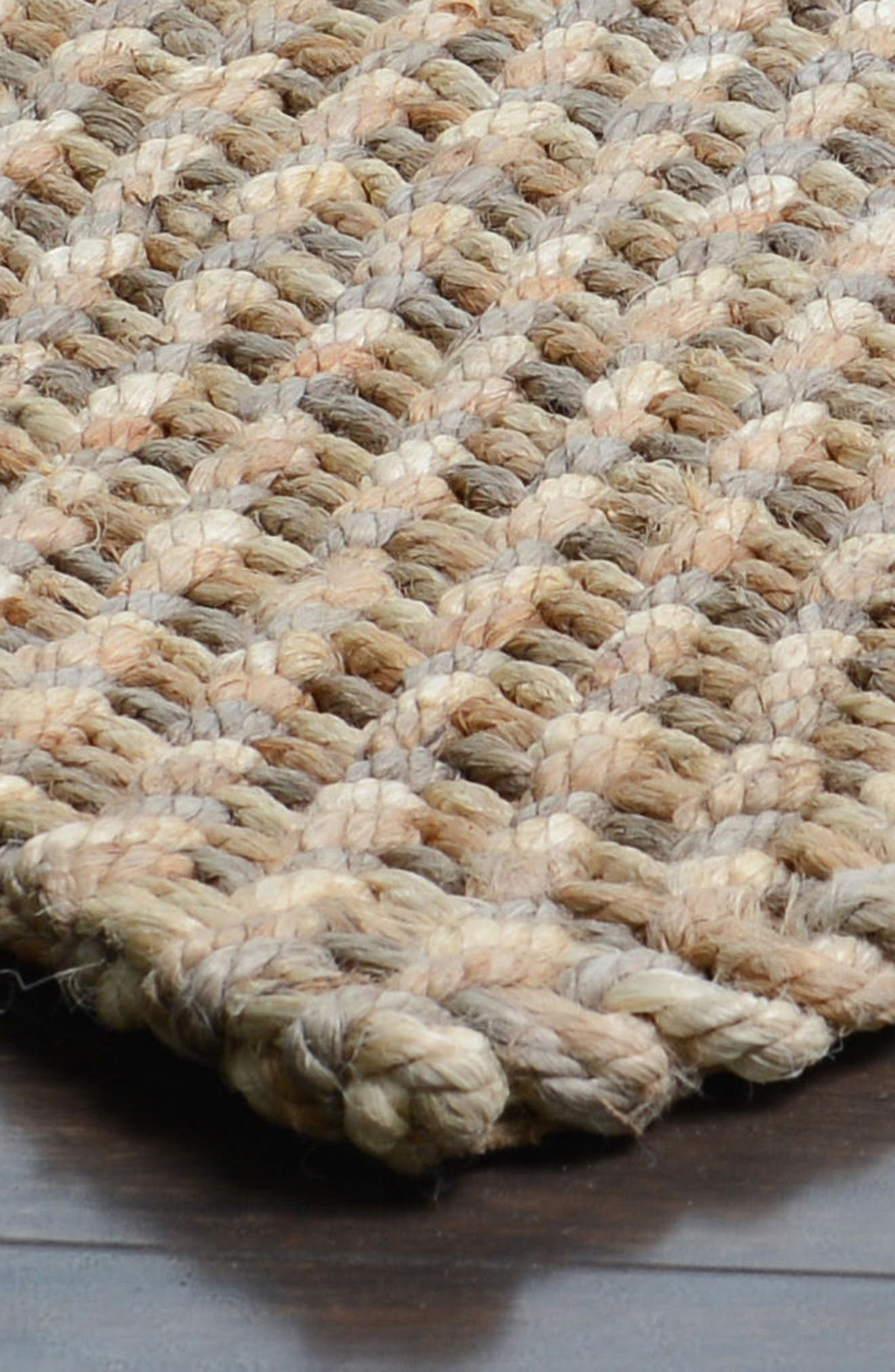 Ladera Handwoven Rug,                             Alternate thumbnail 2, color,                             Natural/ Bleach