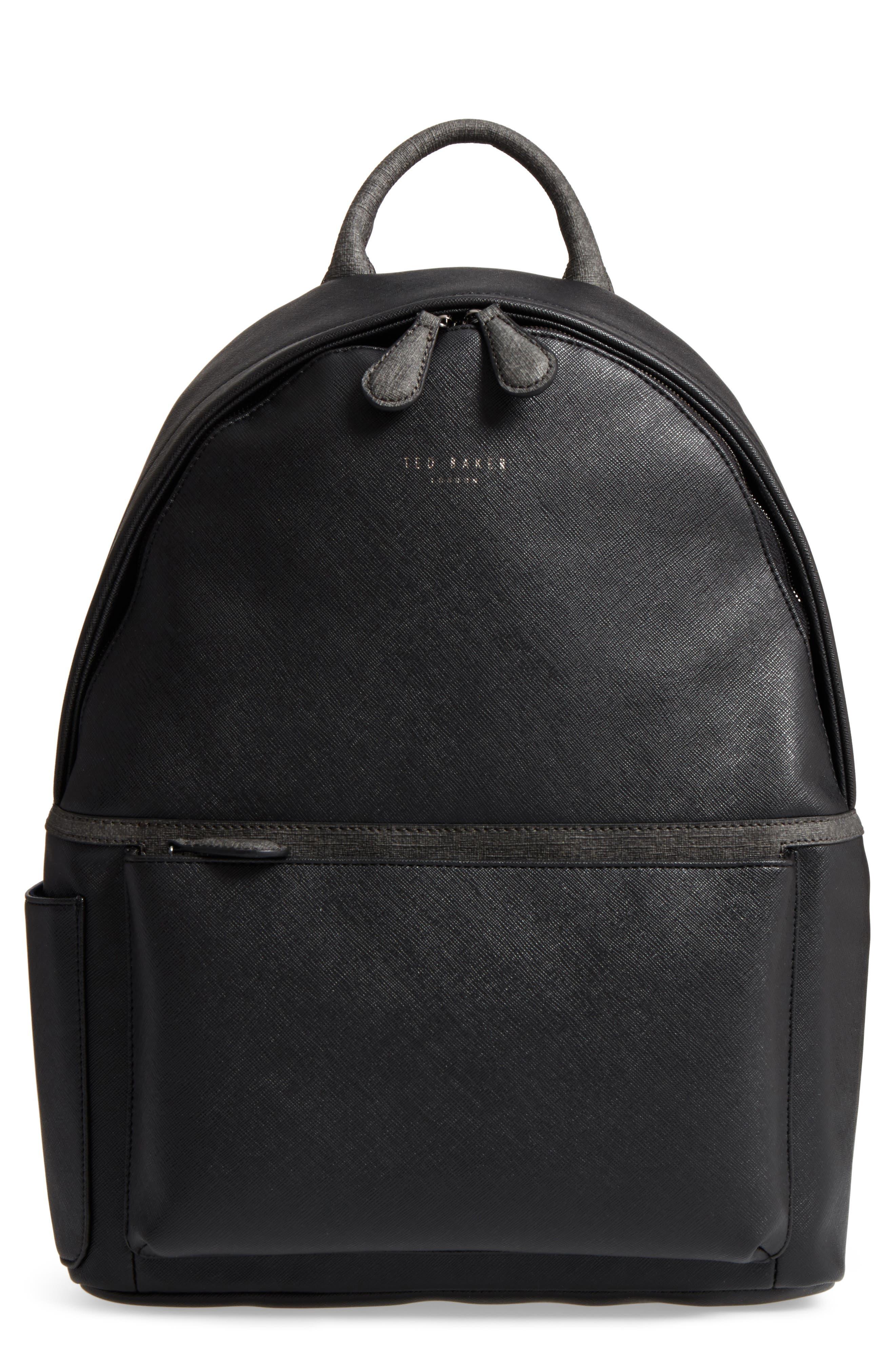 Fangs Backpack,                         Main,                         color, Black