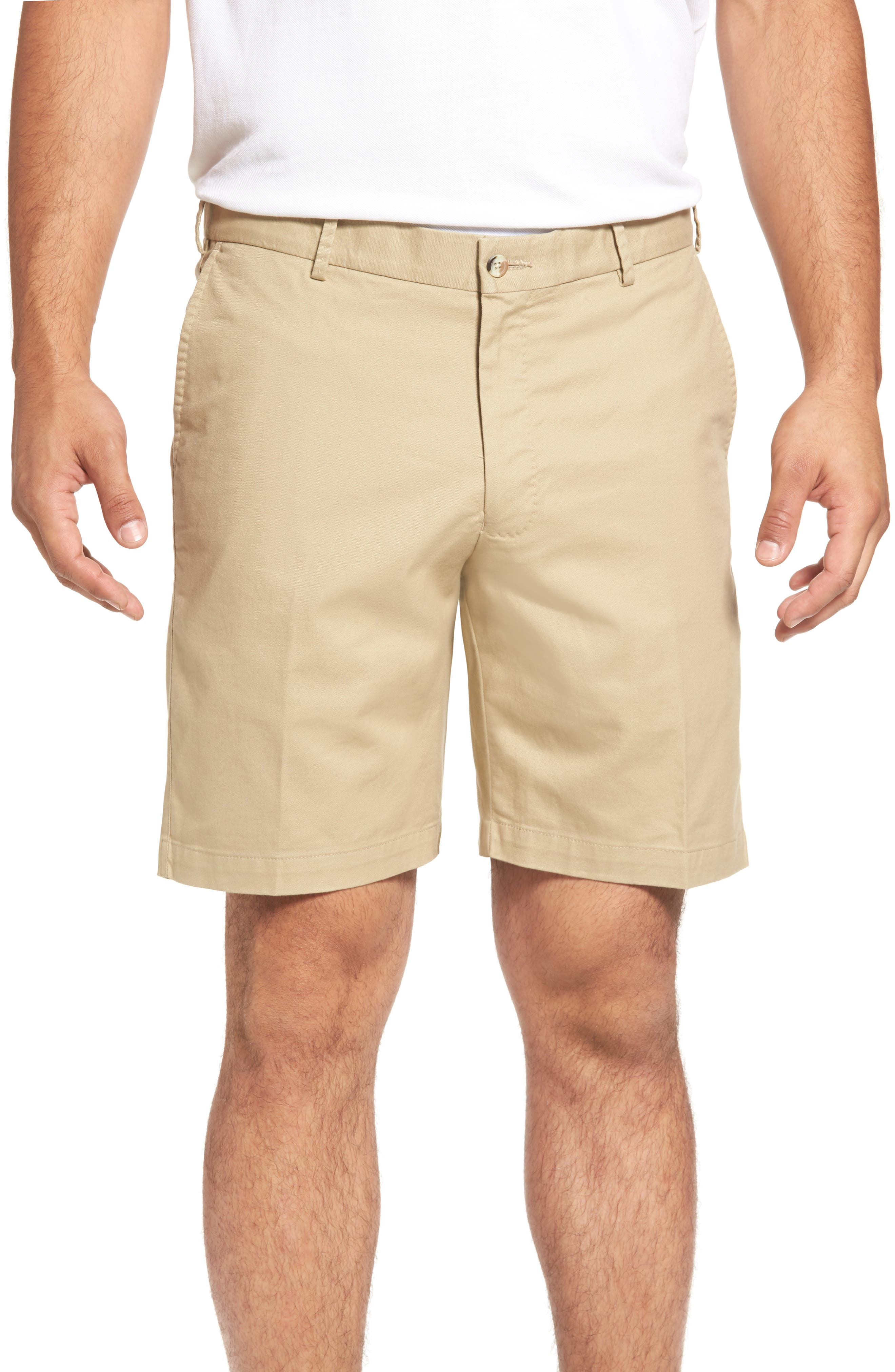 Peter Millar Soft Touch Twill Shorts (Tall)