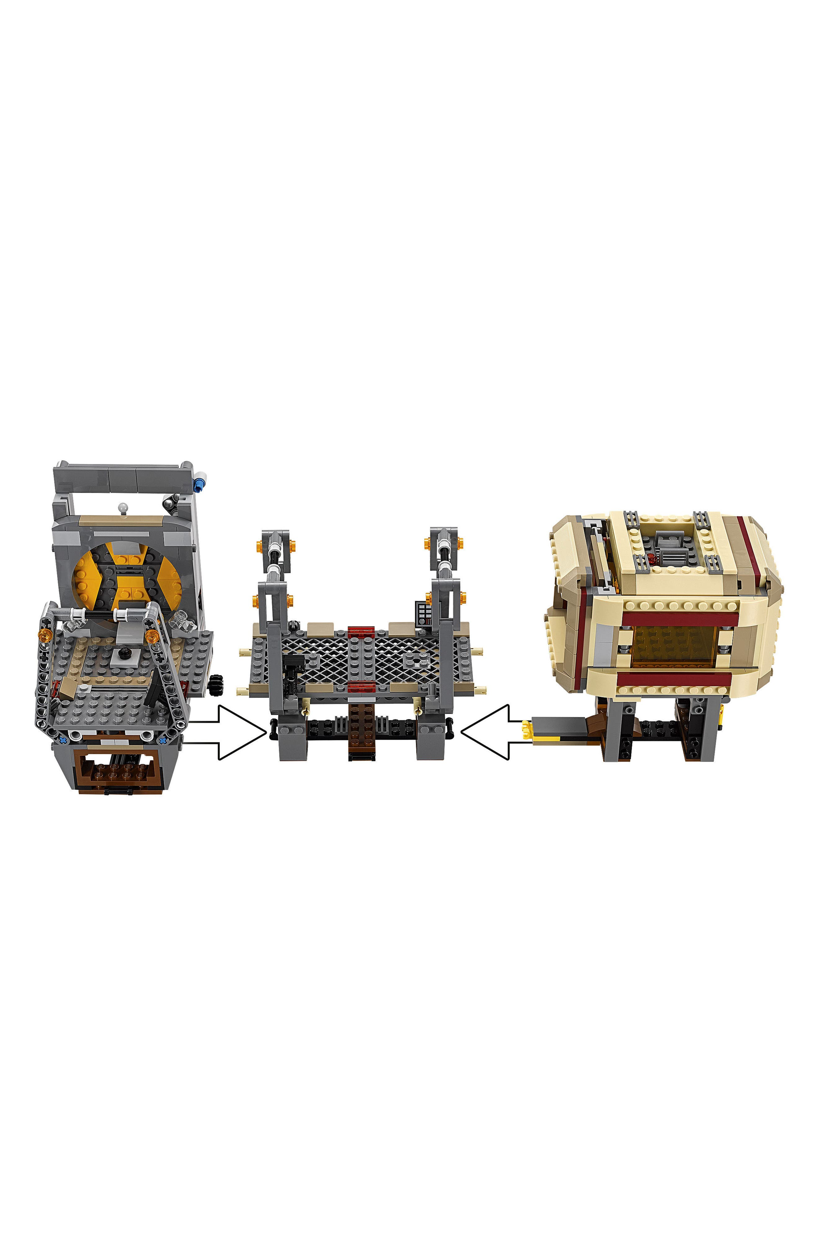 Star Wars<sup>™</sup>: The Force Awakens Rathtar<sup>™</sup> Escape Play Set - 75180,                             Alternate thumbnail 5, color,                             Multi