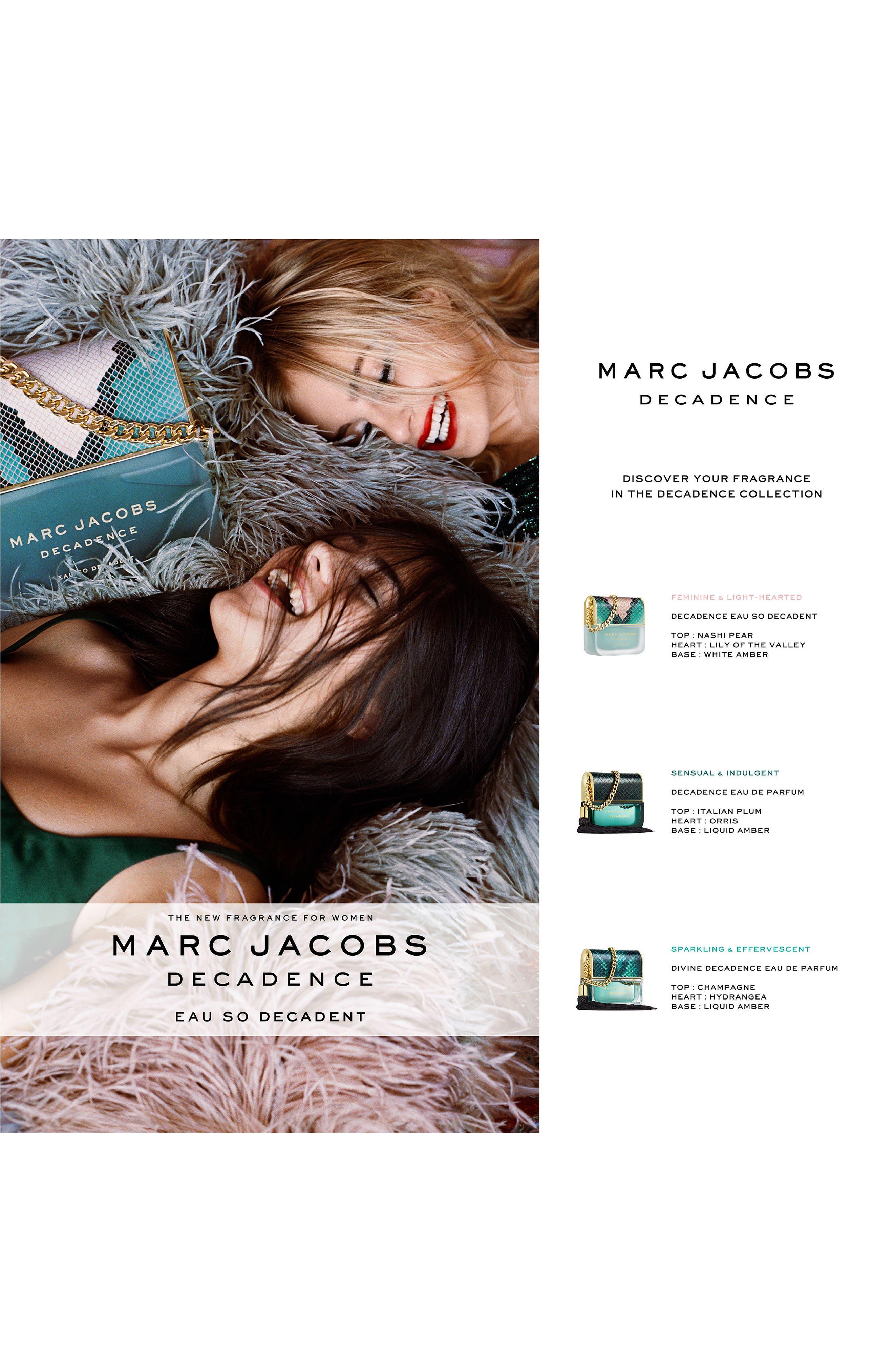 Alternate Image 4  - MARC JACOBS 'Decadence' Eau de Parfum