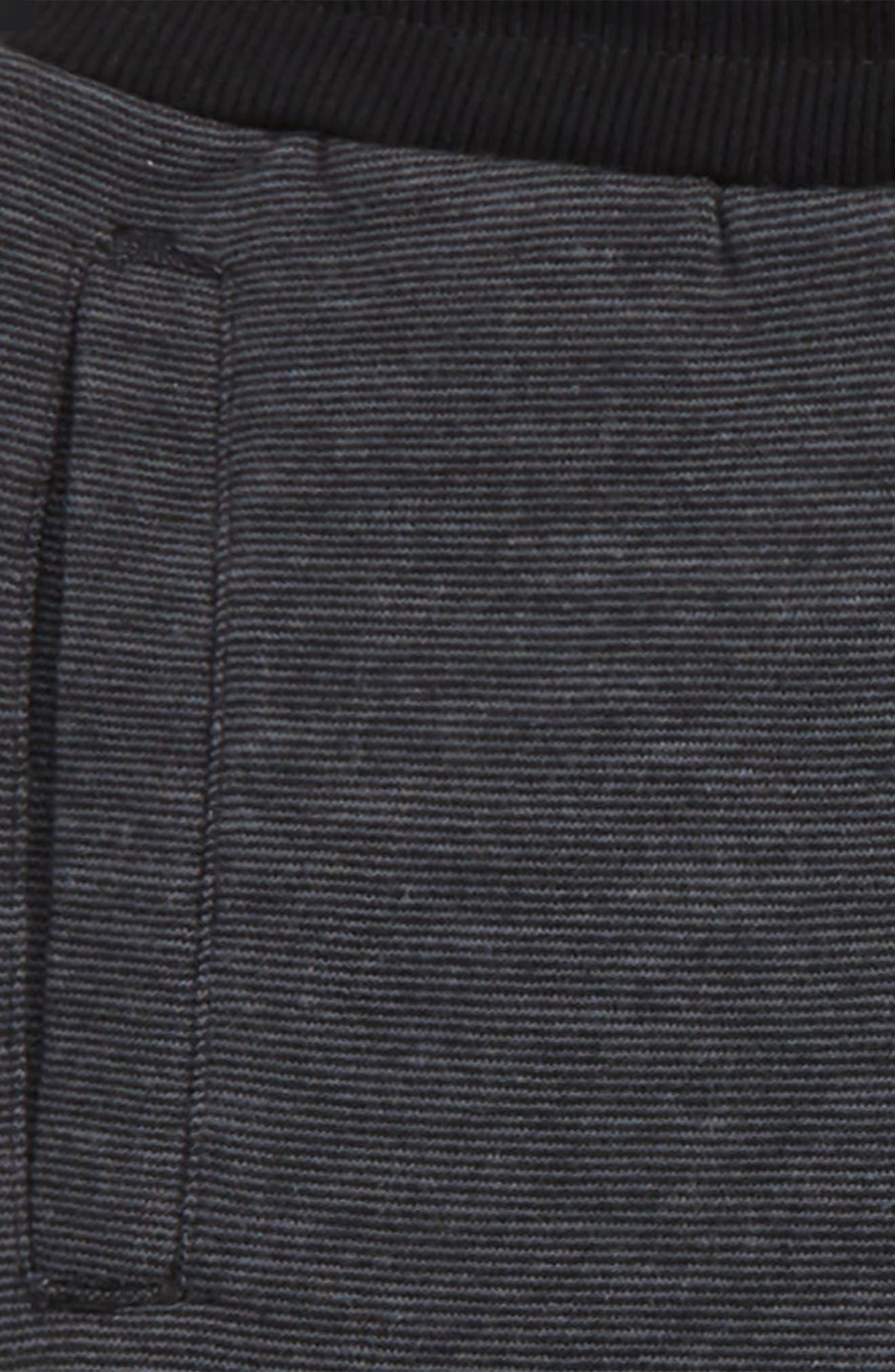 Balance Shorts,                             Alternate thumbnail 2, color,                             Black Heather