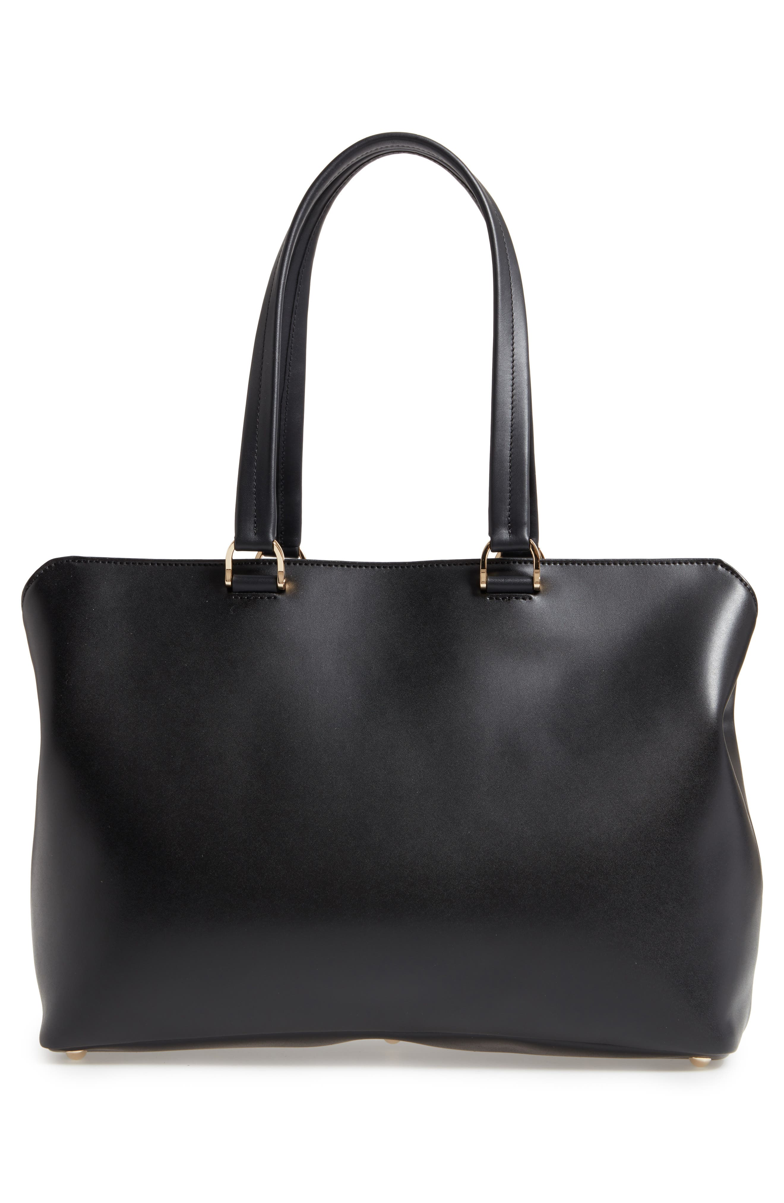 Alternate Image 2  - Longchamp Honoré 404 Leather Tote