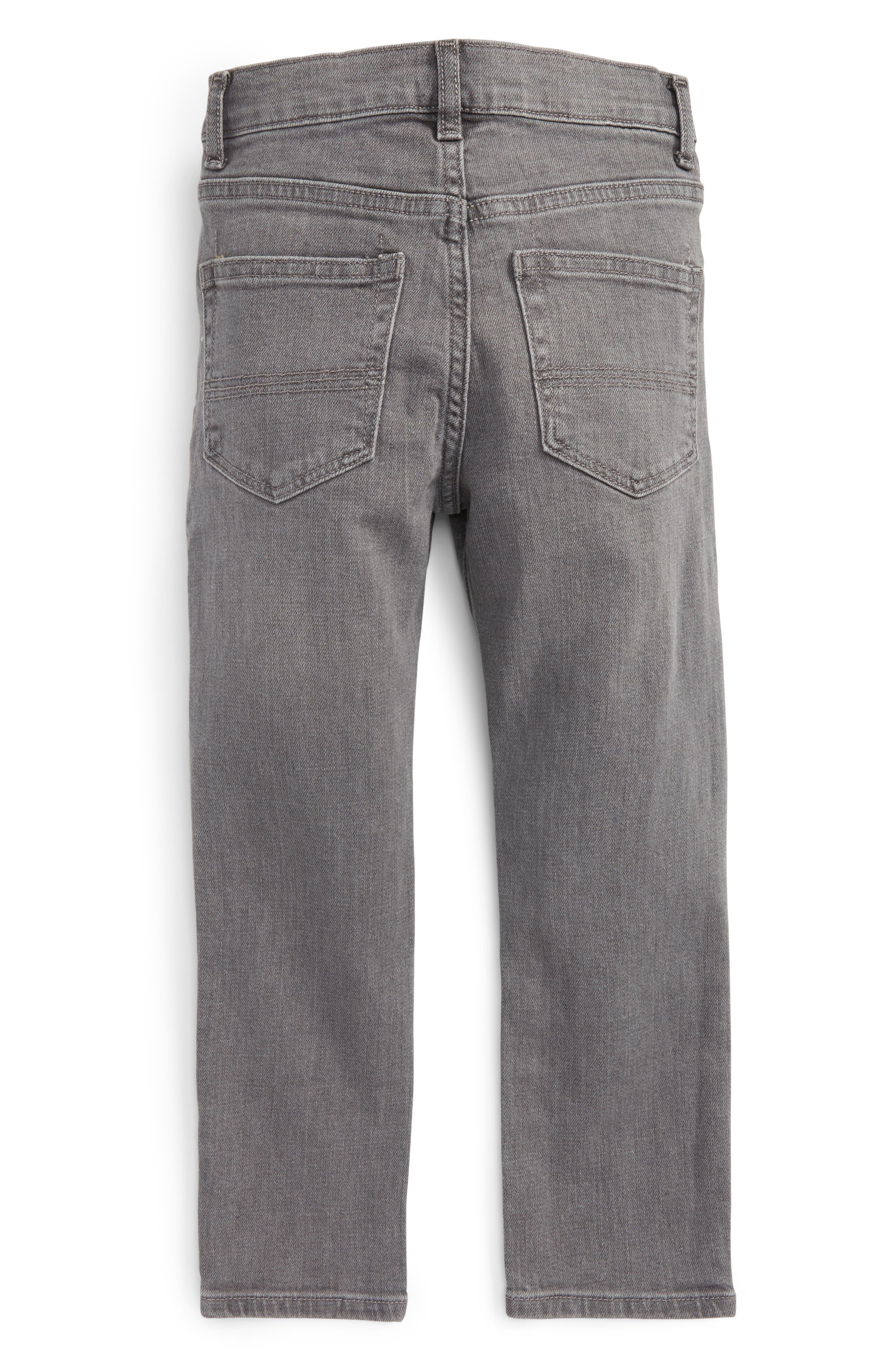 Alternate Image 2  - Peek Slouch Jeans (Toddler Boys, Little Boys & Big Boys)