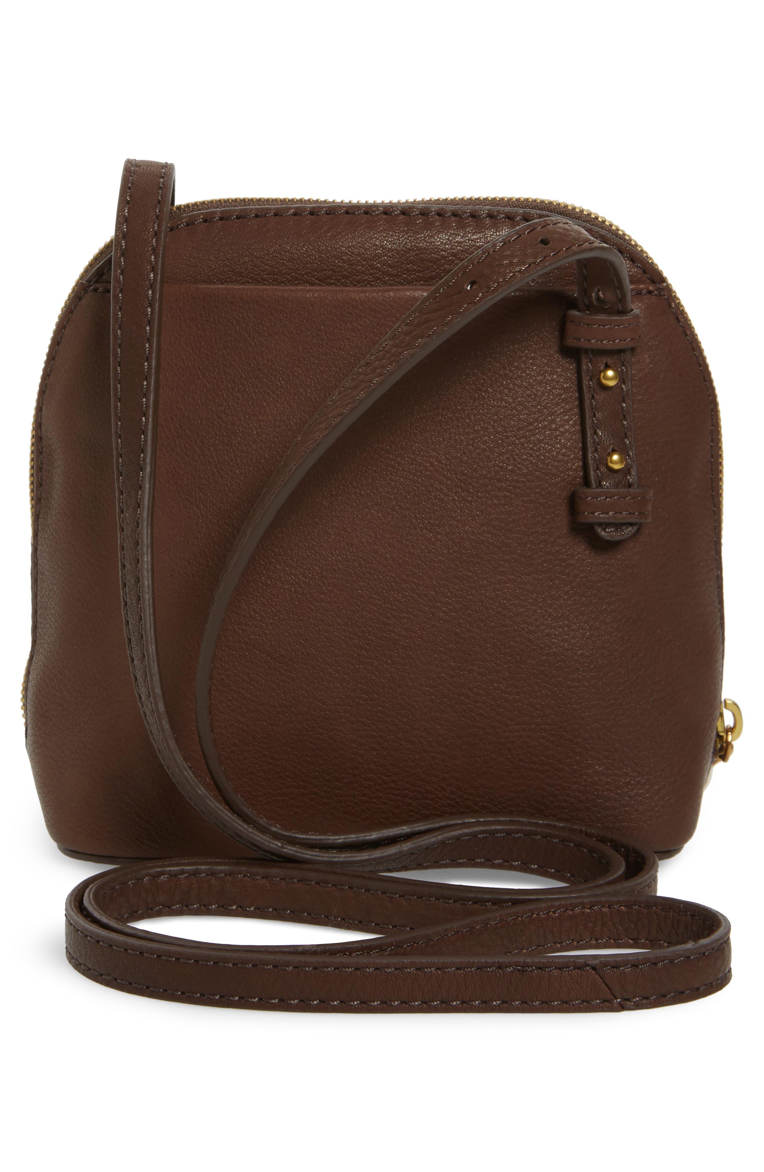 Alternate Image 2  - Hobo Nash Calfskin Leather Crossbody Bag