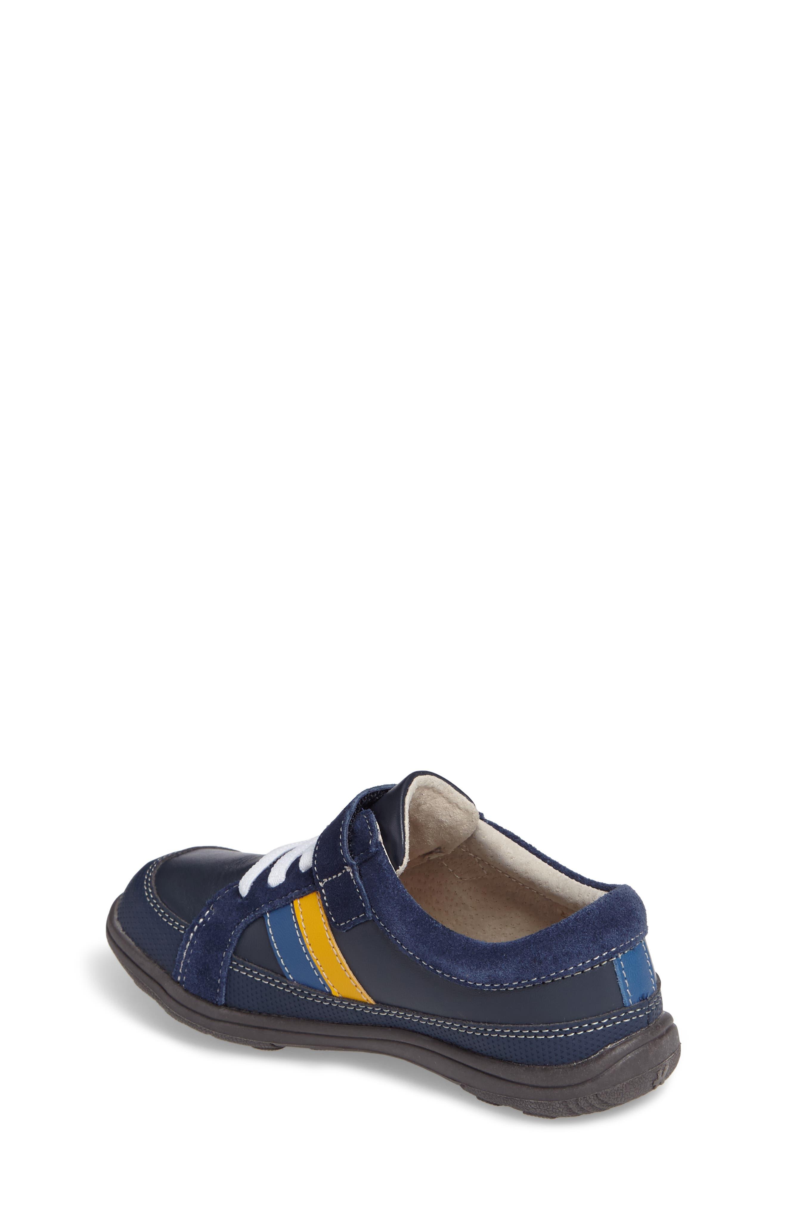 'Randall' Sneaker,                             Alternate thumbnail 2, color,                             Navy