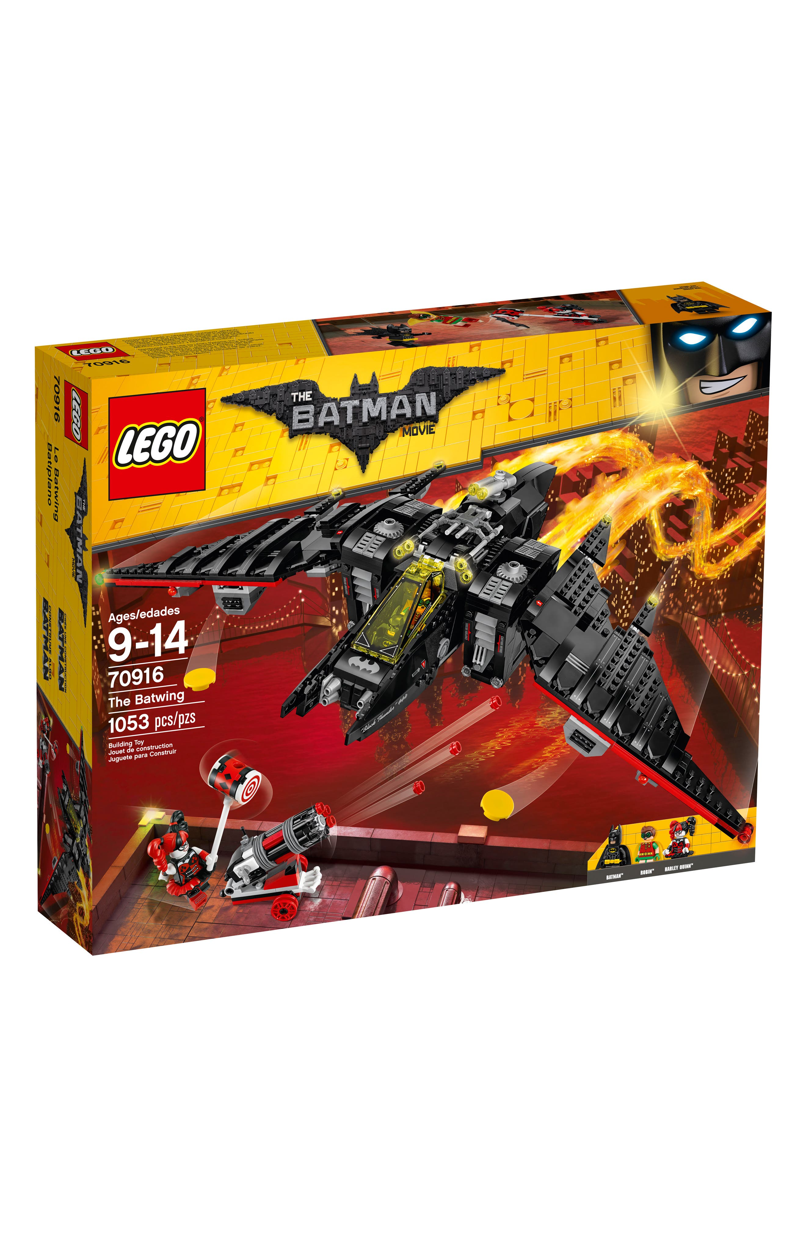 BATMAN MOVIE:The Batwing Set - 70916,                         Main,                         color, Multi