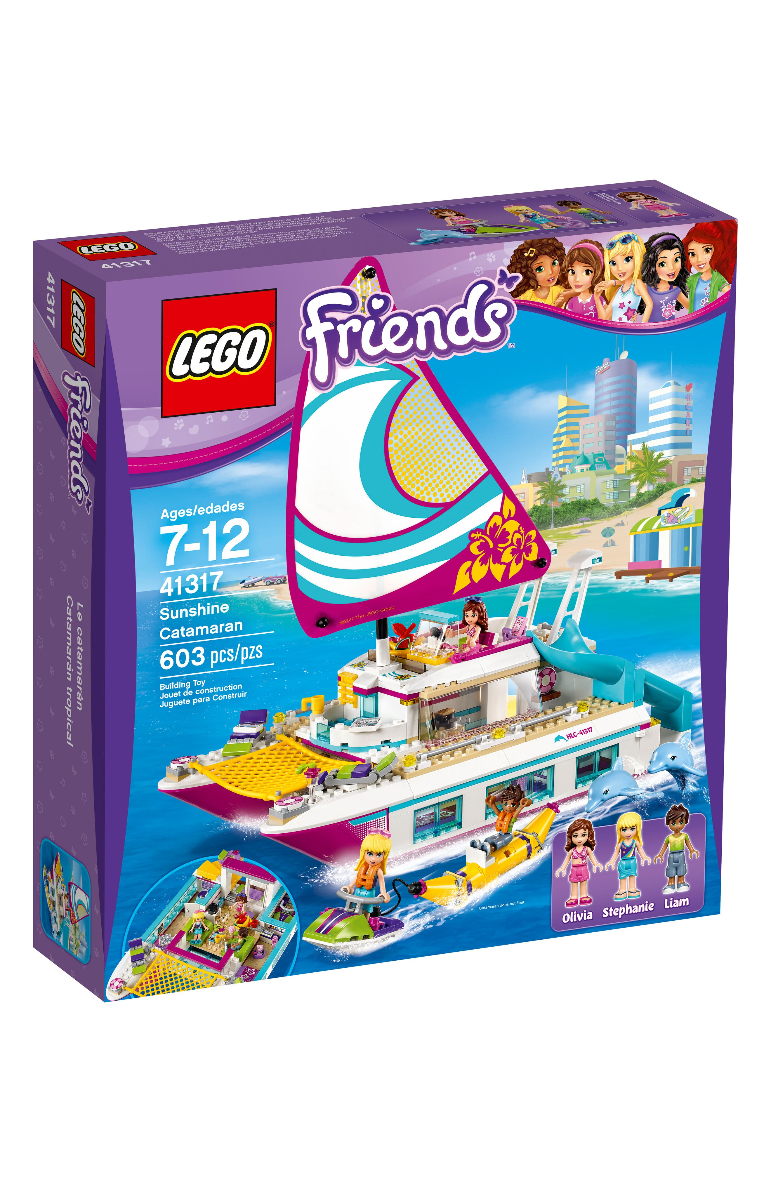 Main Image - LEGO® Sunshine Catamaran Play Set - 41317