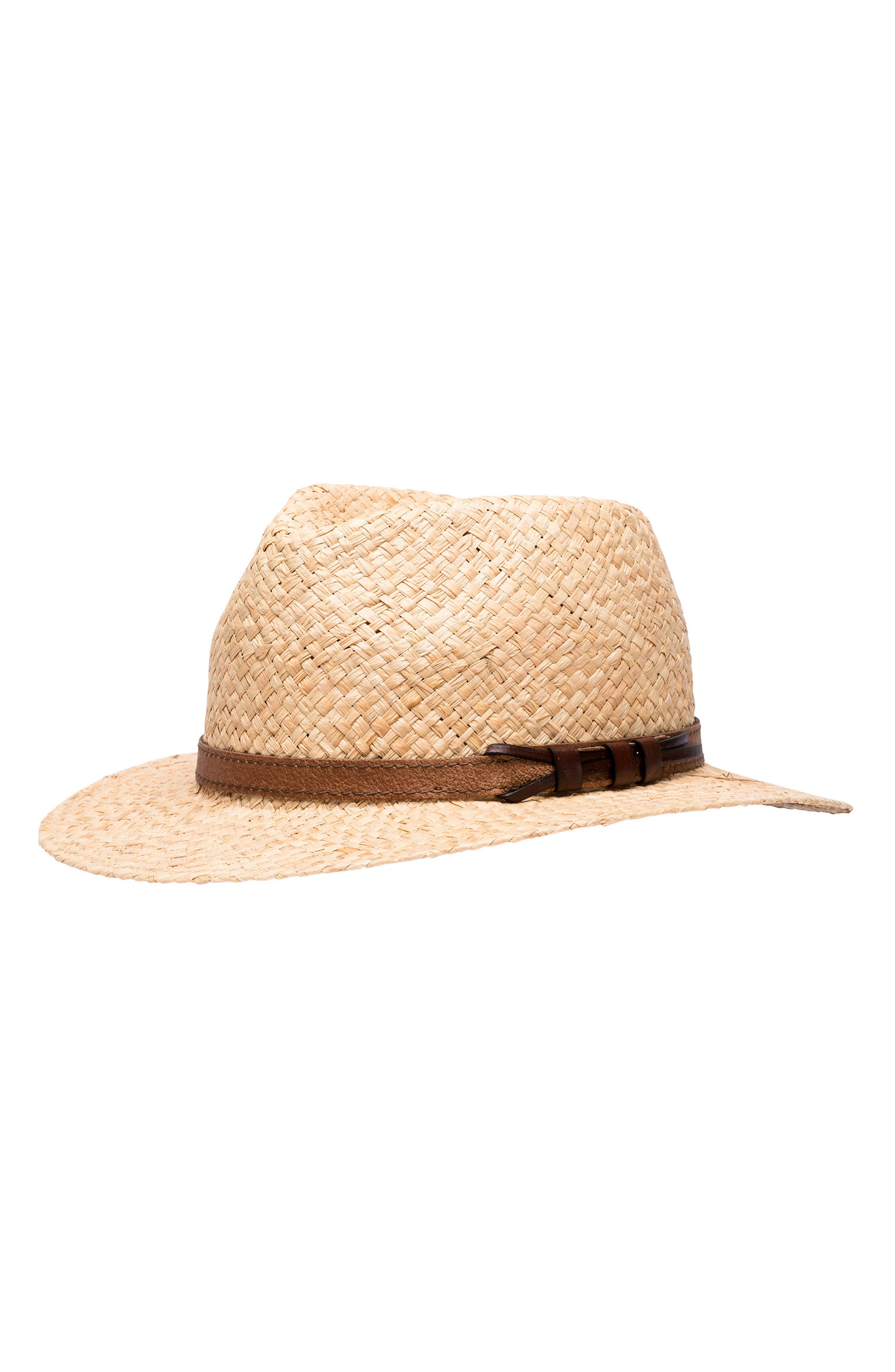 Alternate Image 1 Selected - Rodd & Gunn Plemelon Bay Straw Fedora