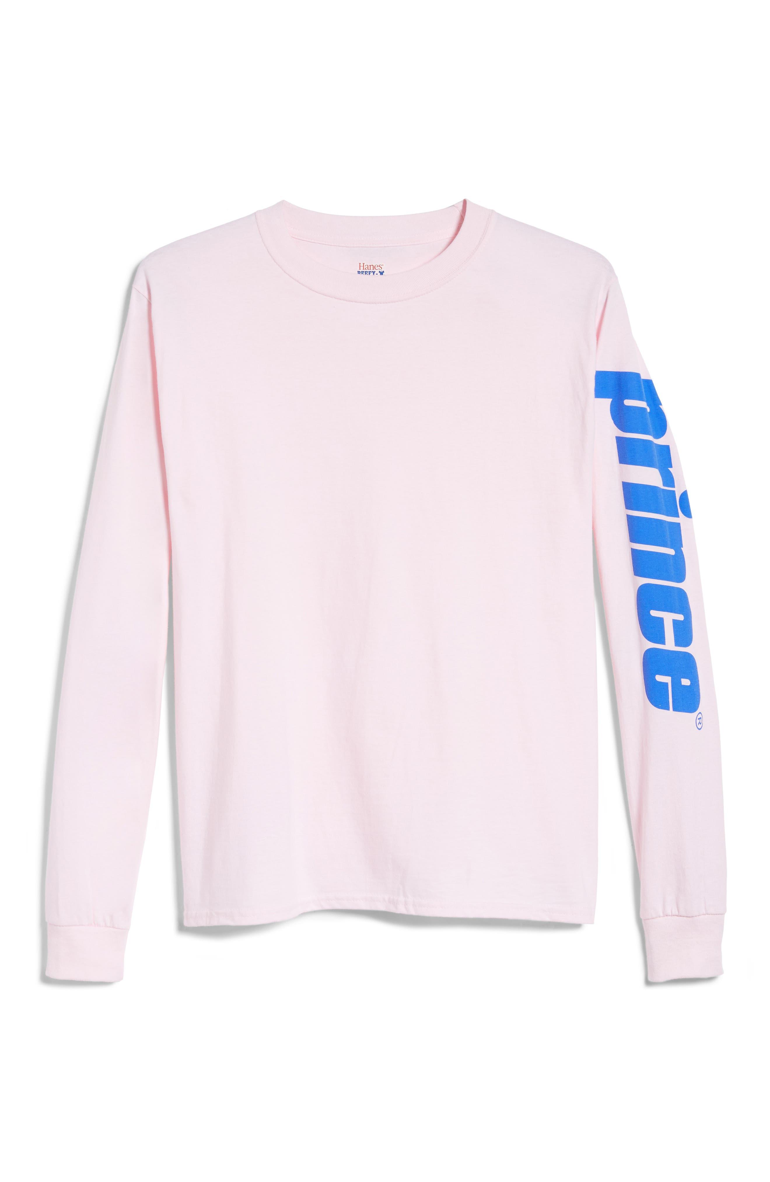 Prince Logo Long Sleeve T-Shirt