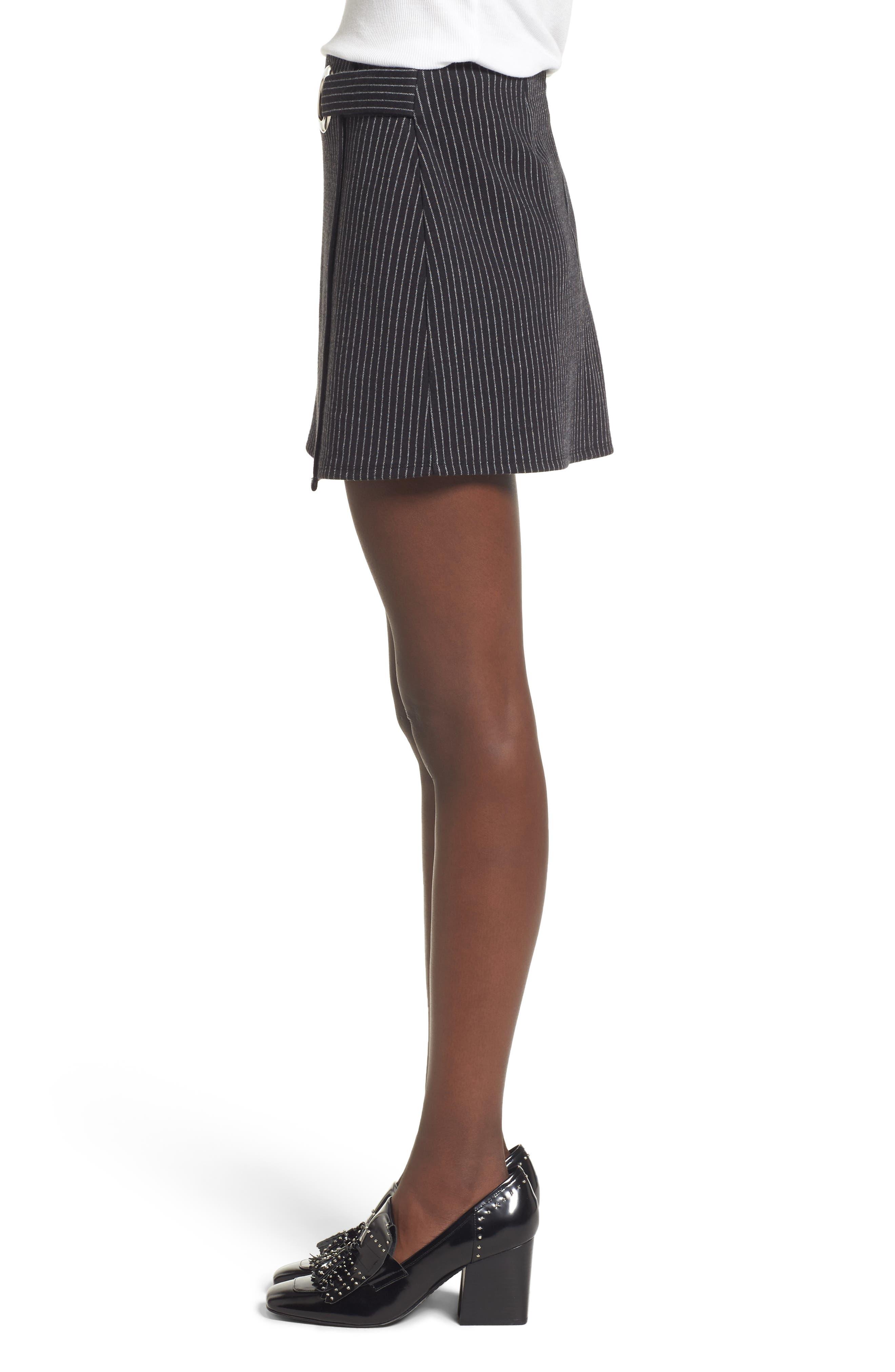 Alternate Image 3  - Leith Grommet Pencil Skirt