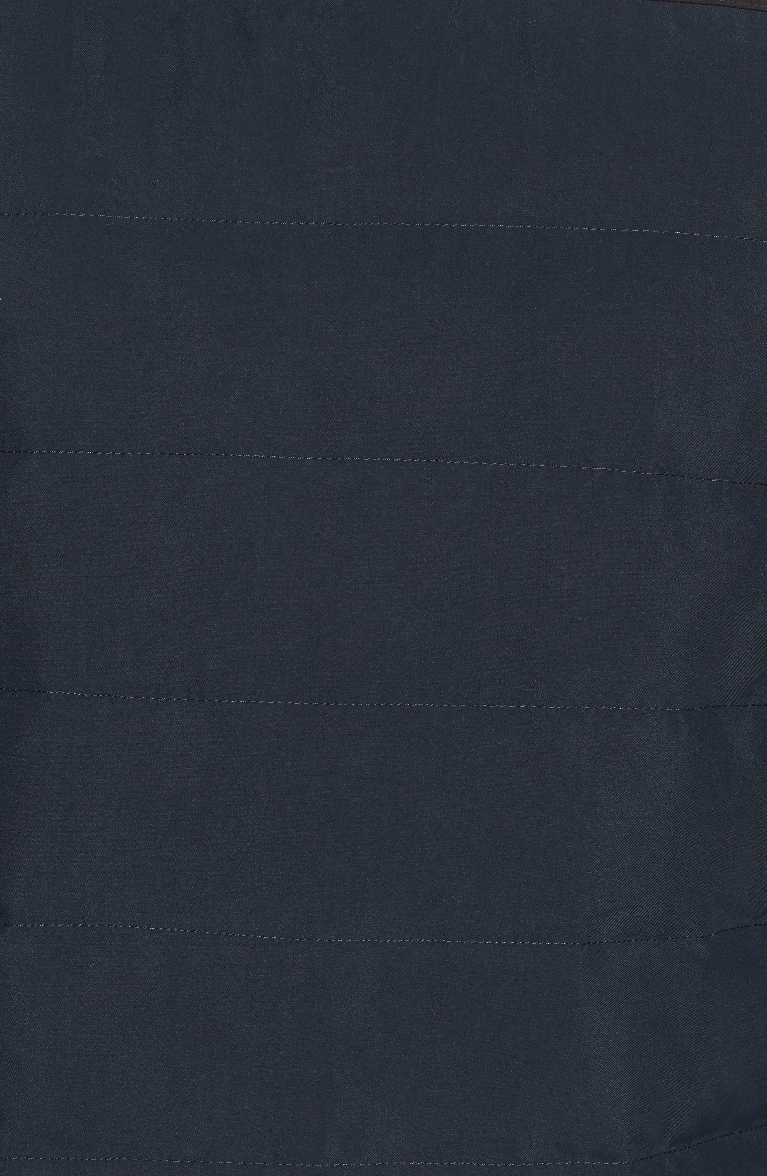 Stillwater Quilted Vest,                             Alternate thumbnail 5, color,                             Eclipse