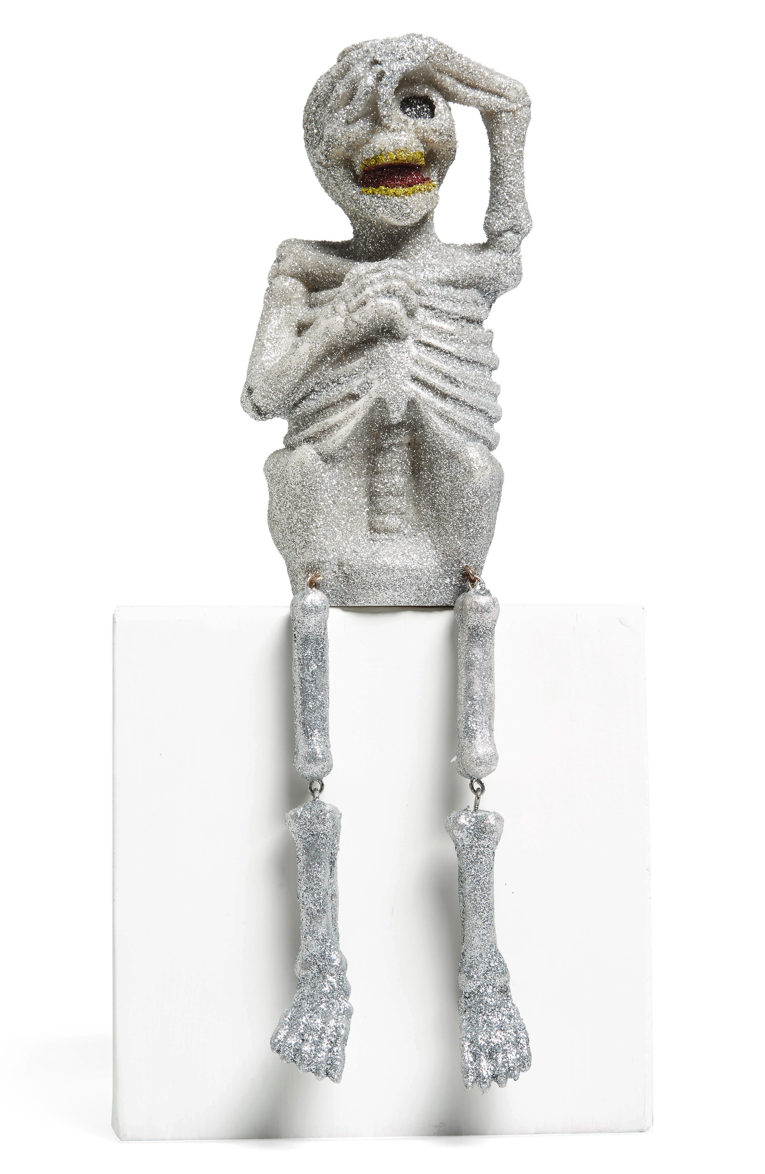 Melrose Gifts Glitter Skeleton