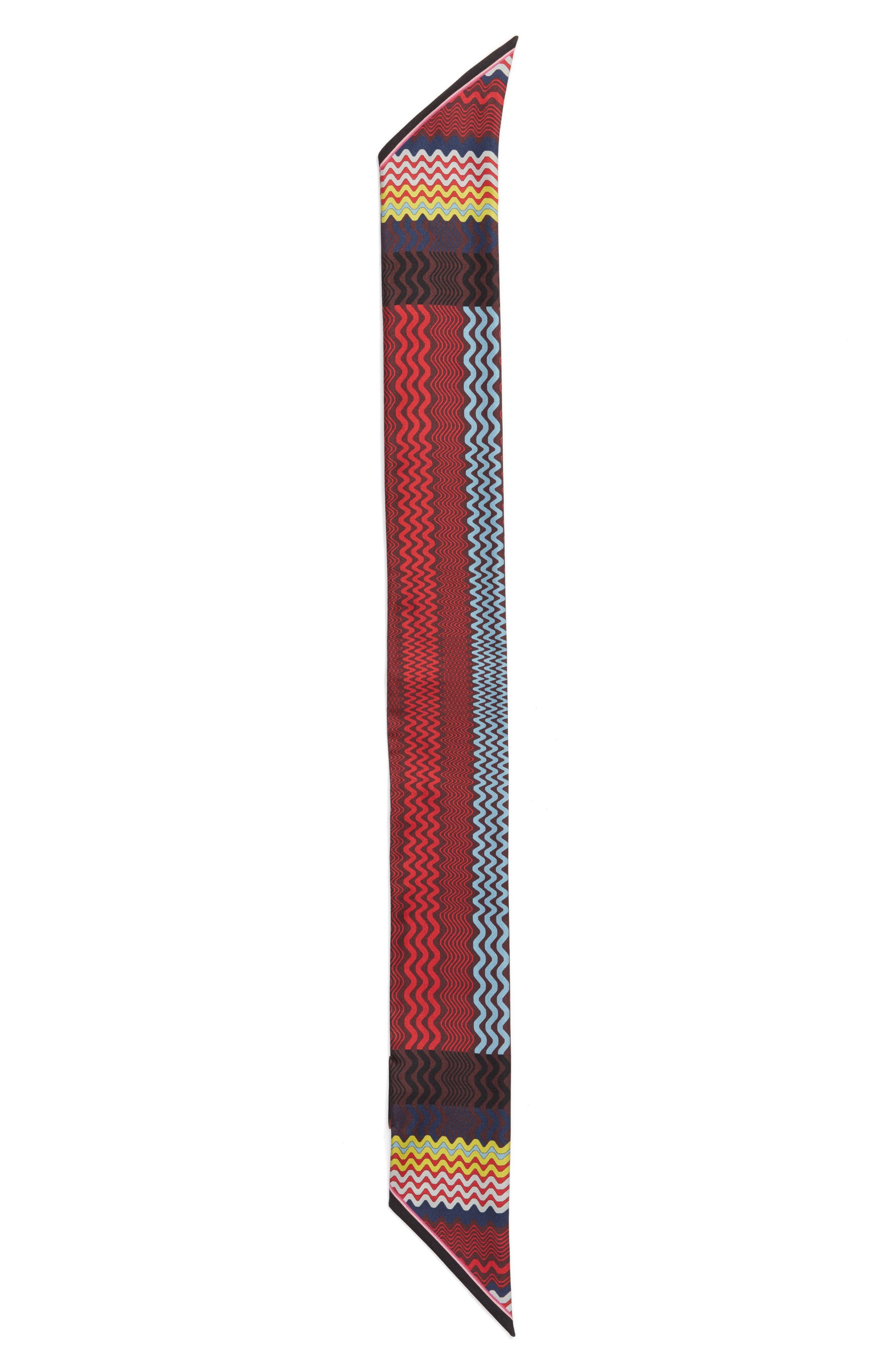 Main Image - Missoni Maxi Silk Skinny Scarf