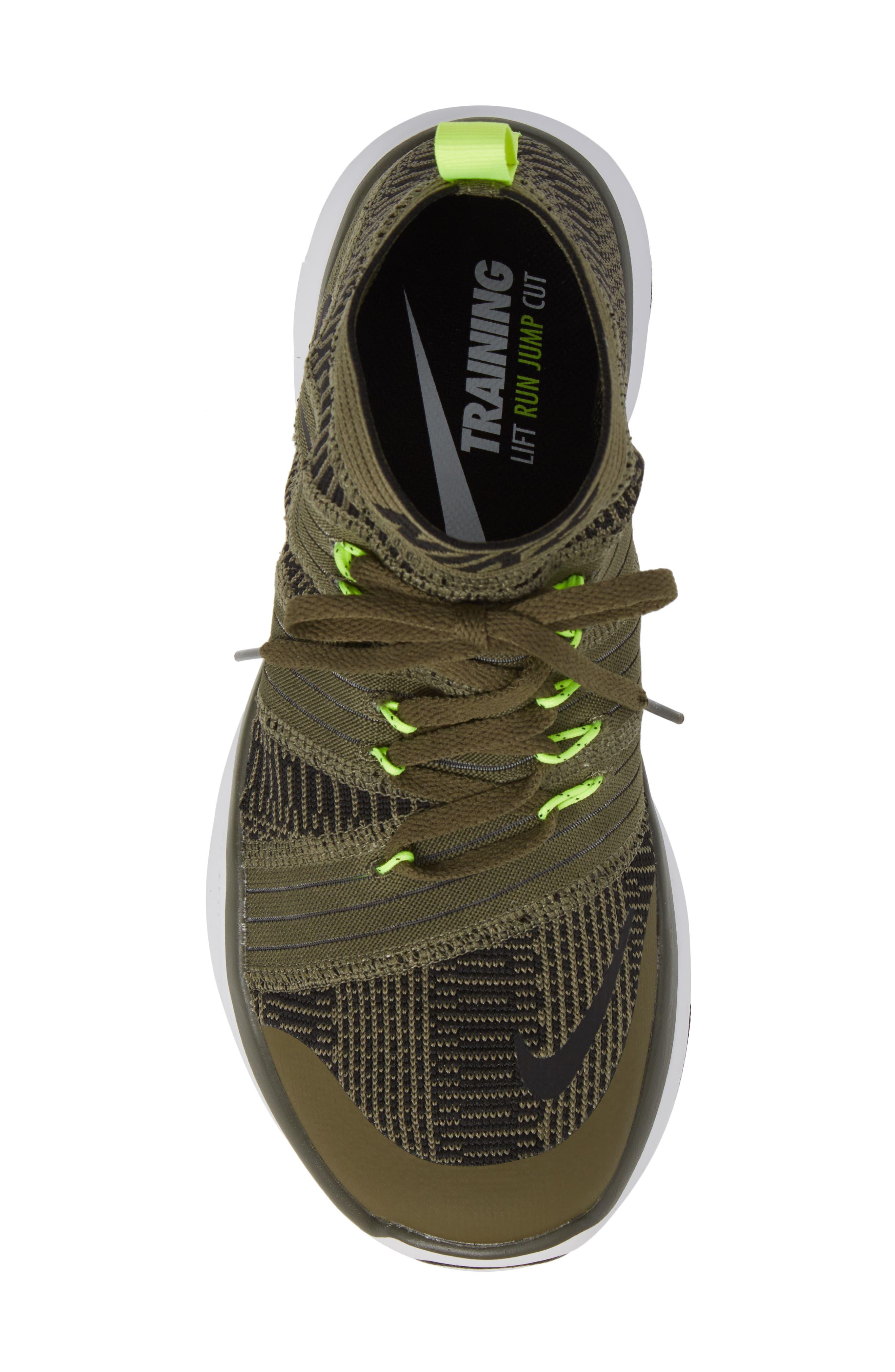 Alternate Image 5  - Nike Free Train Virtue Training Shoe (Men)